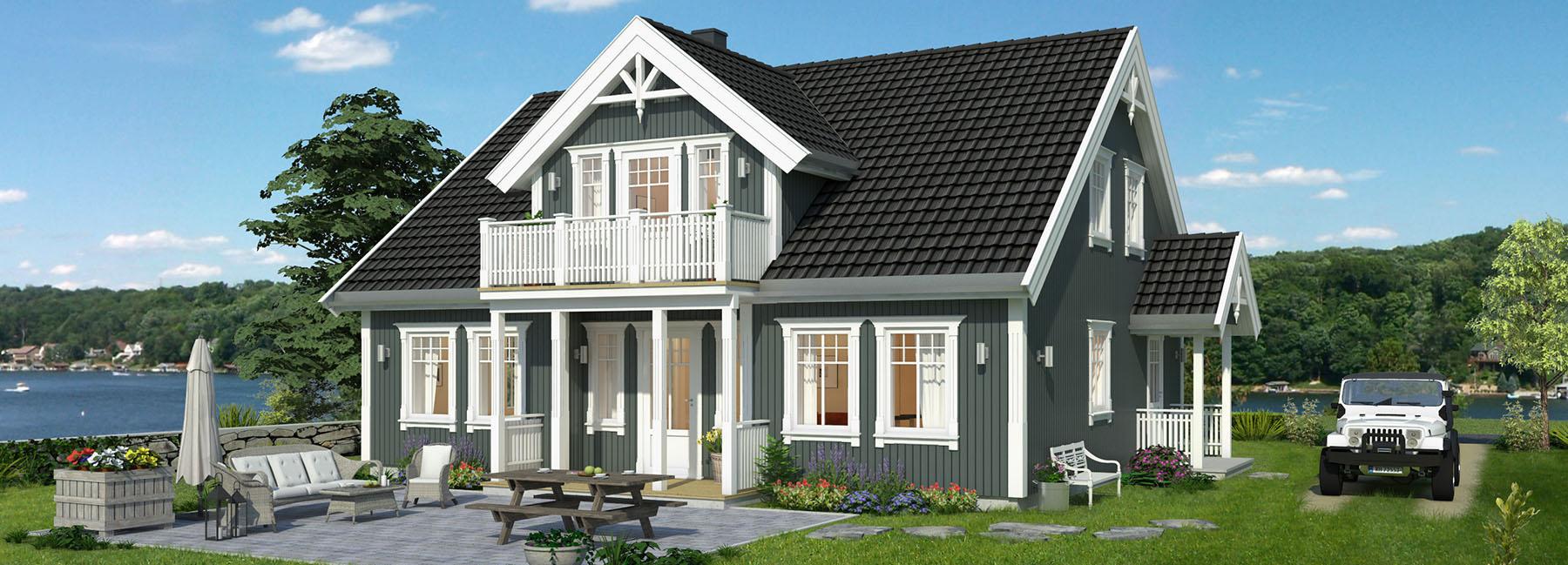 Hus 1 Norge - bygge nytt hus