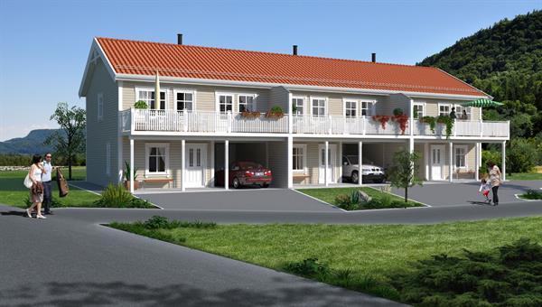 Hus 1 Norge boligprosjekter