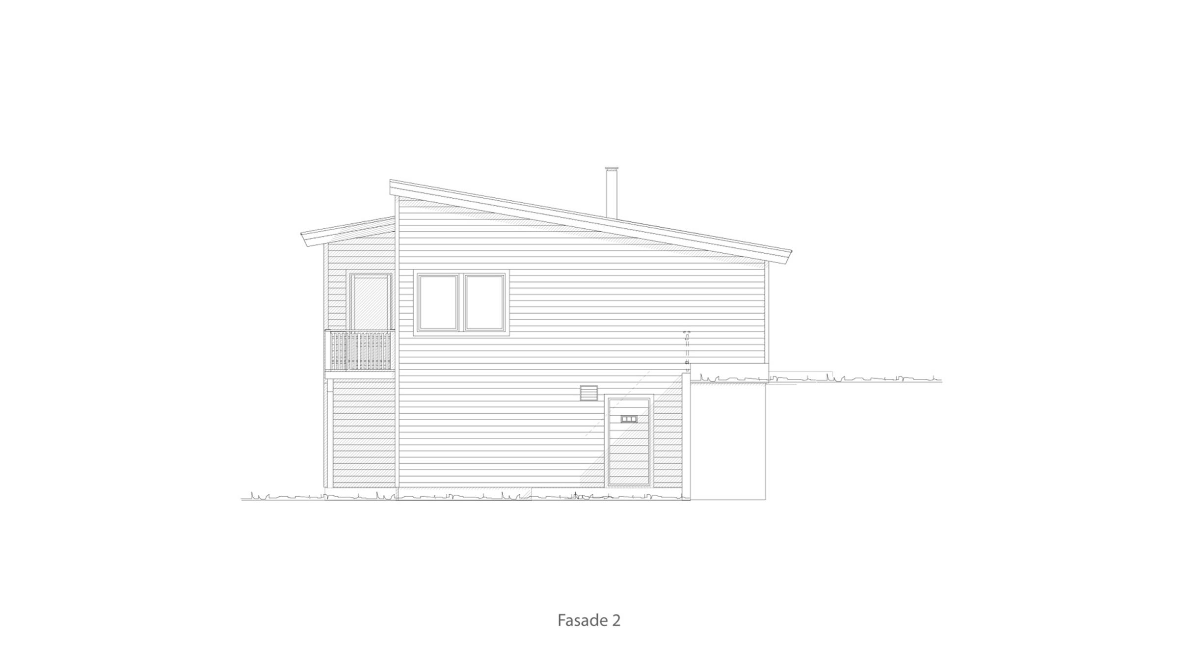 Åsgårdstrand fasade 2
