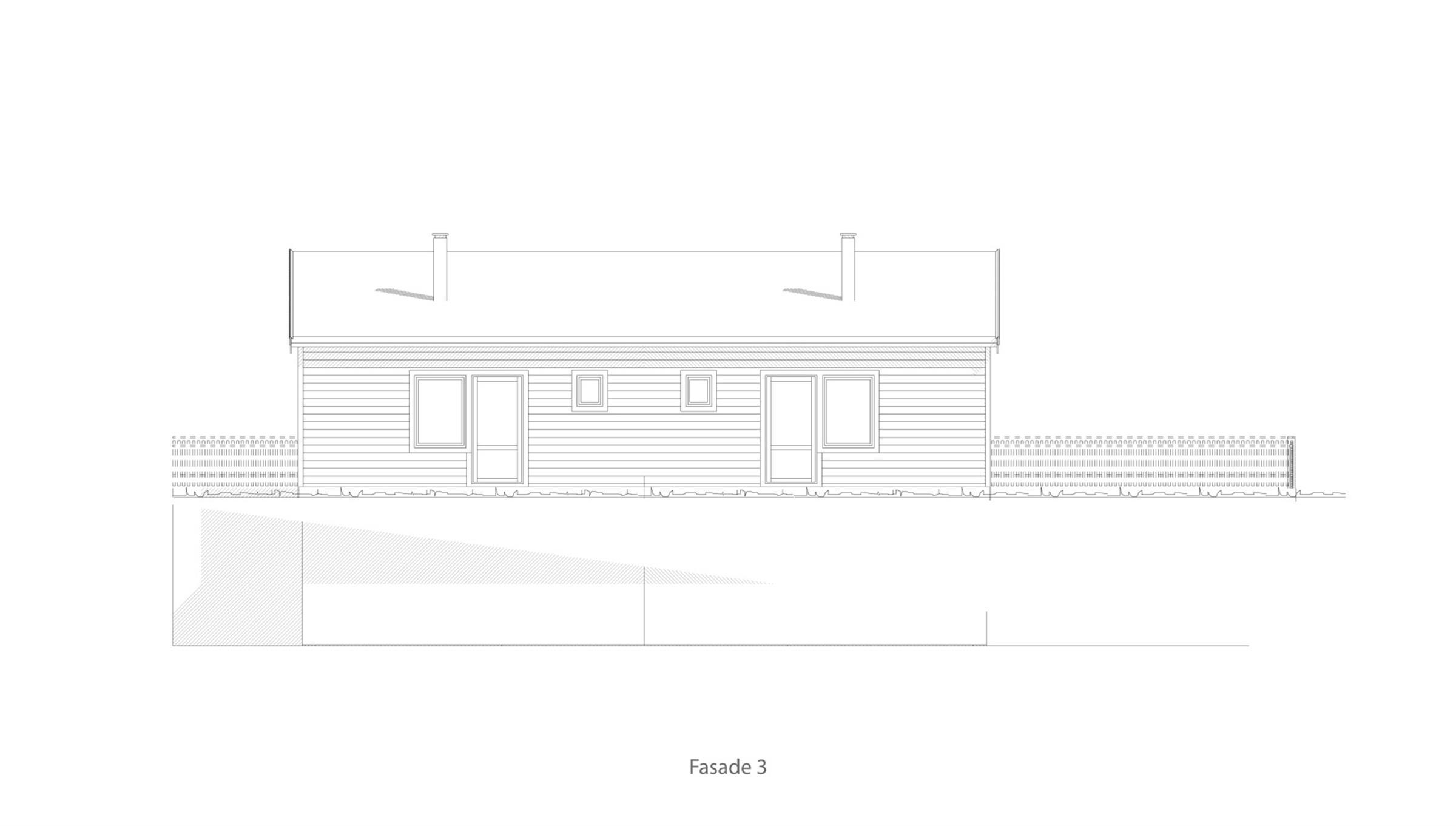 Åsgårdstrand fasade 3