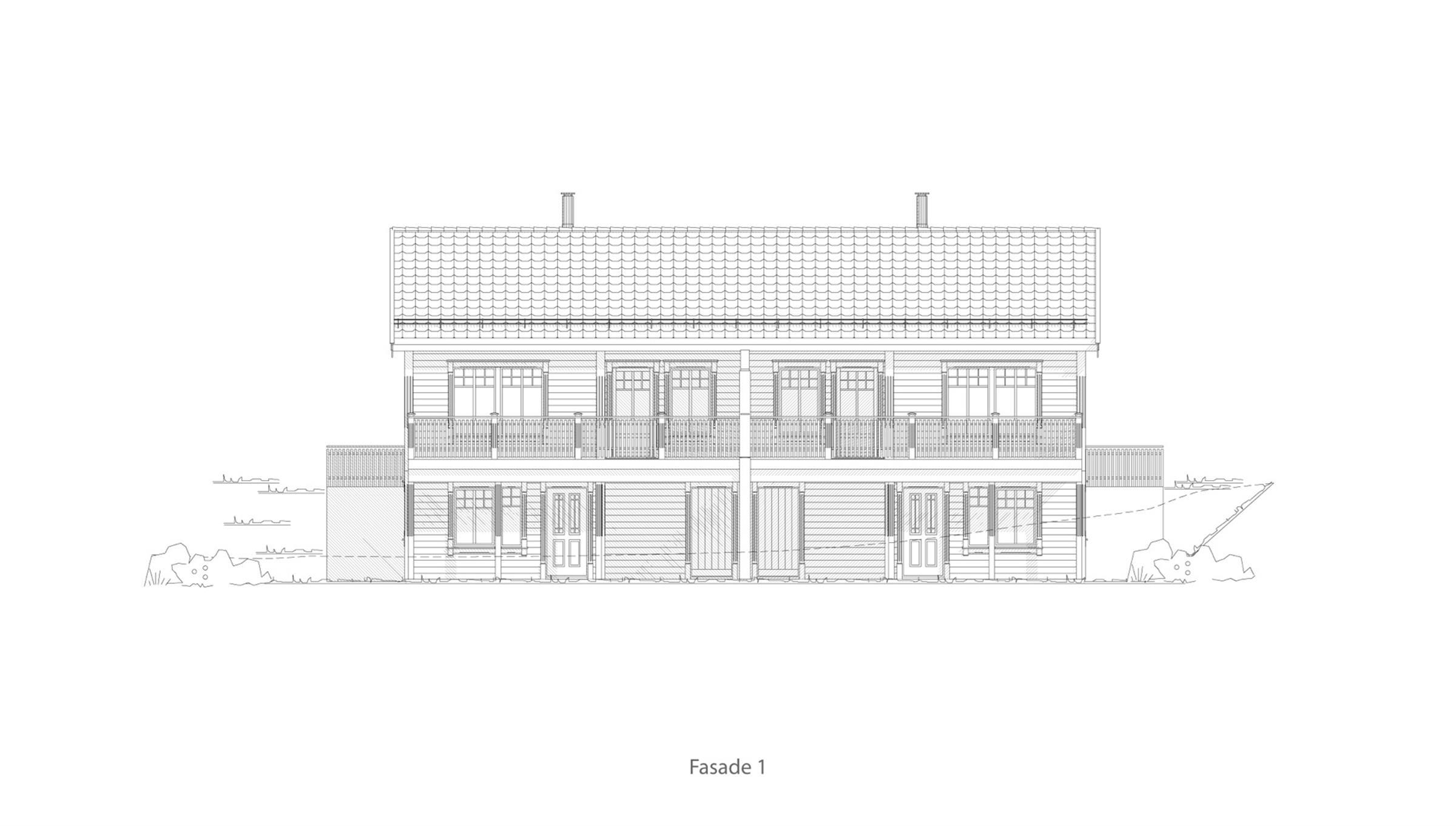 Alta fasade 1
