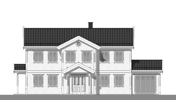 Bergensfjord fasade 1