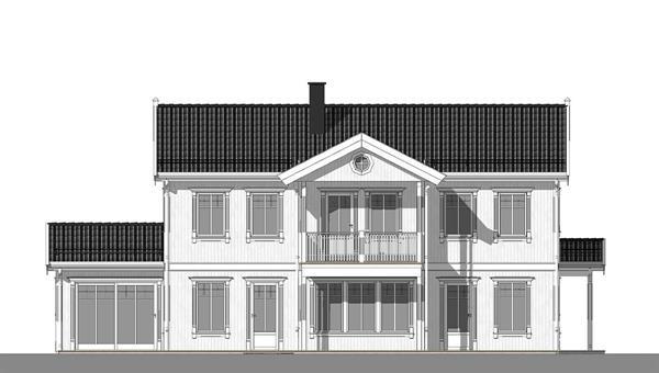 Bergensfjord fasade 3