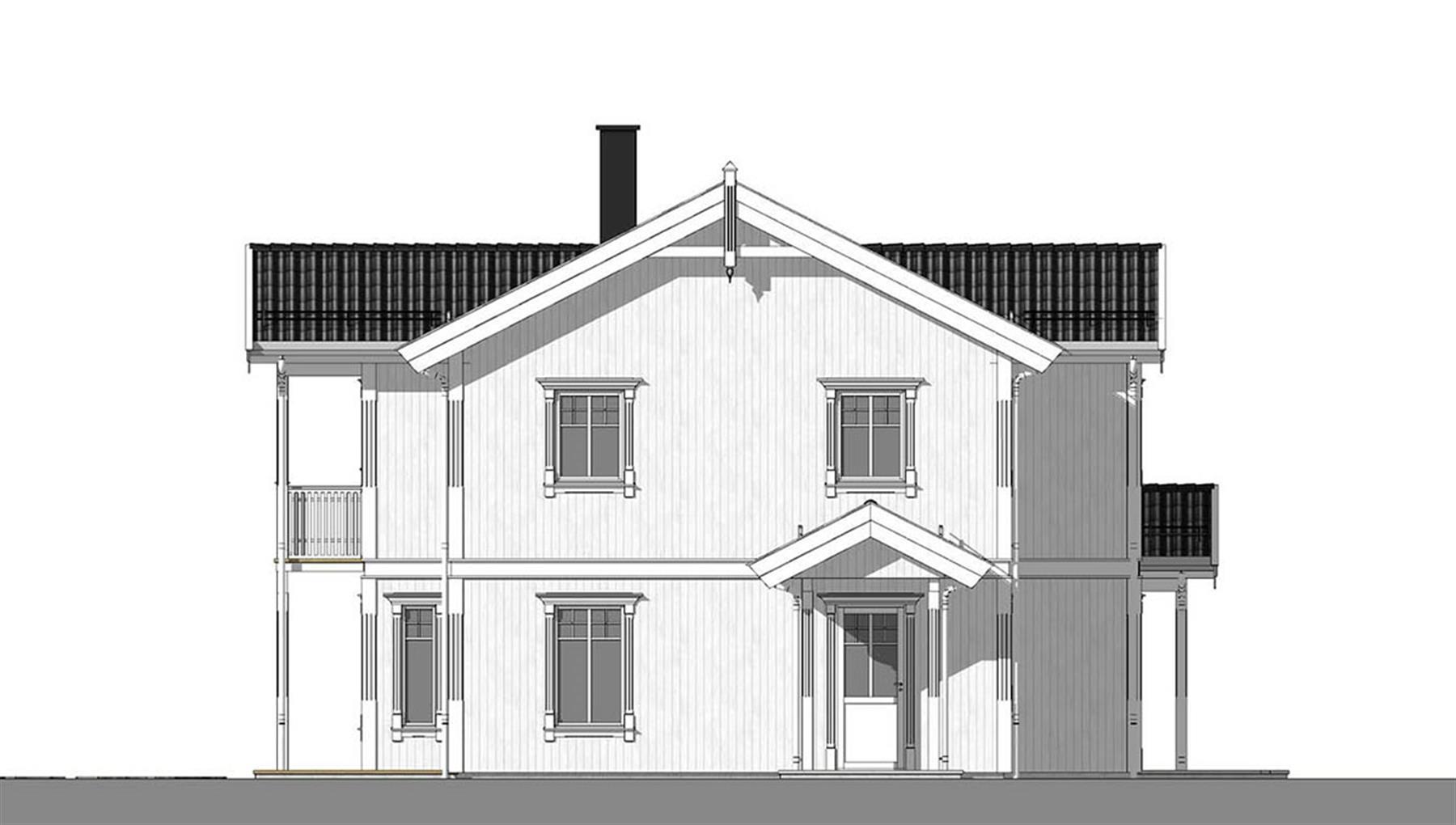 Bergensfjord fasade 4