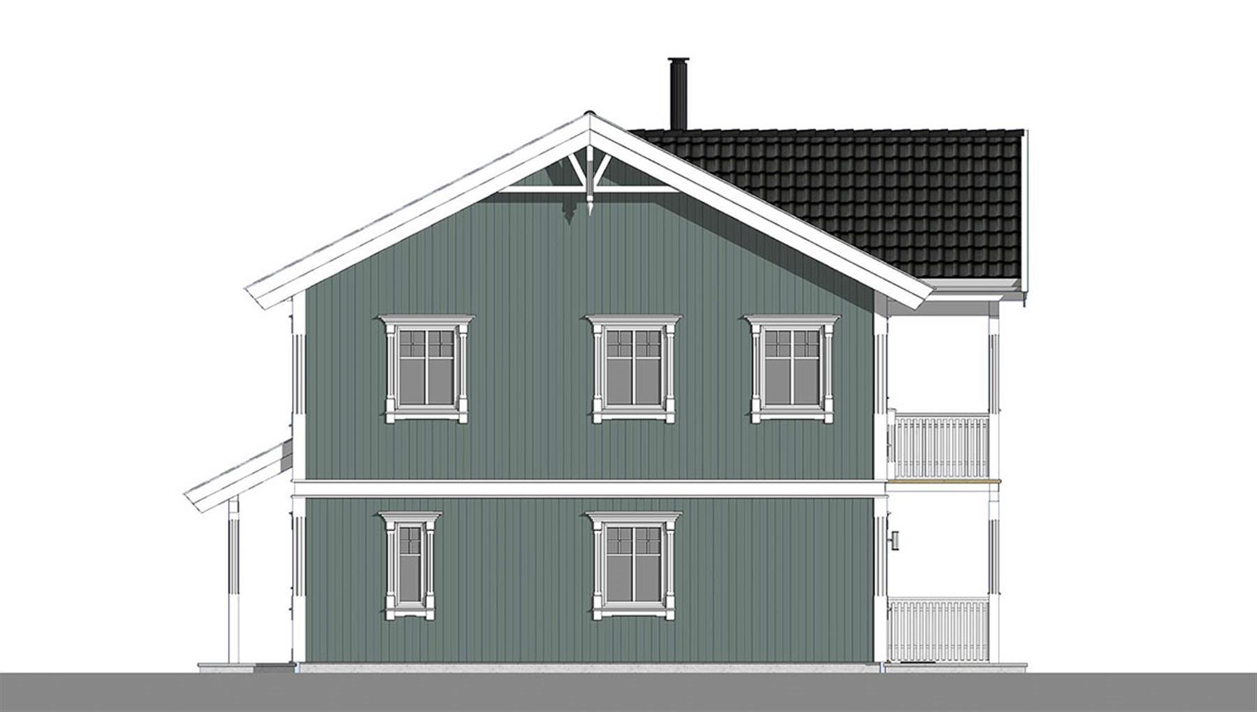 Bjørnefjord fasade 4