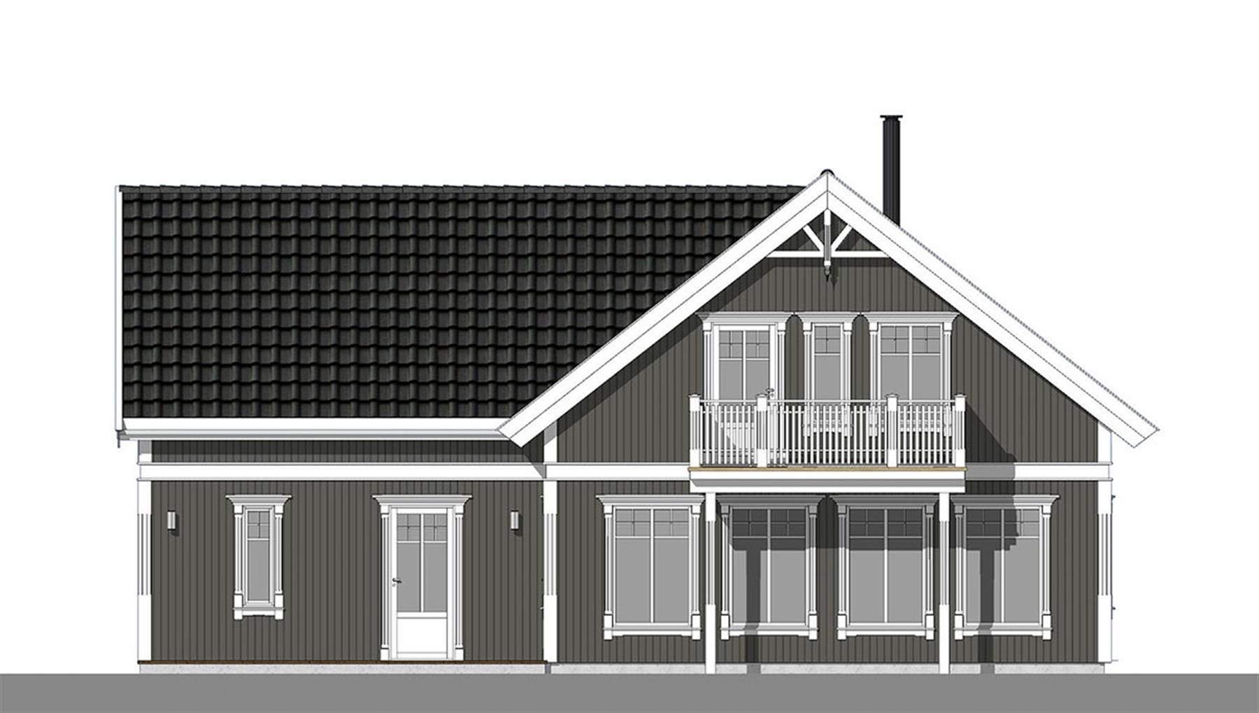 Brufjord fasade 3