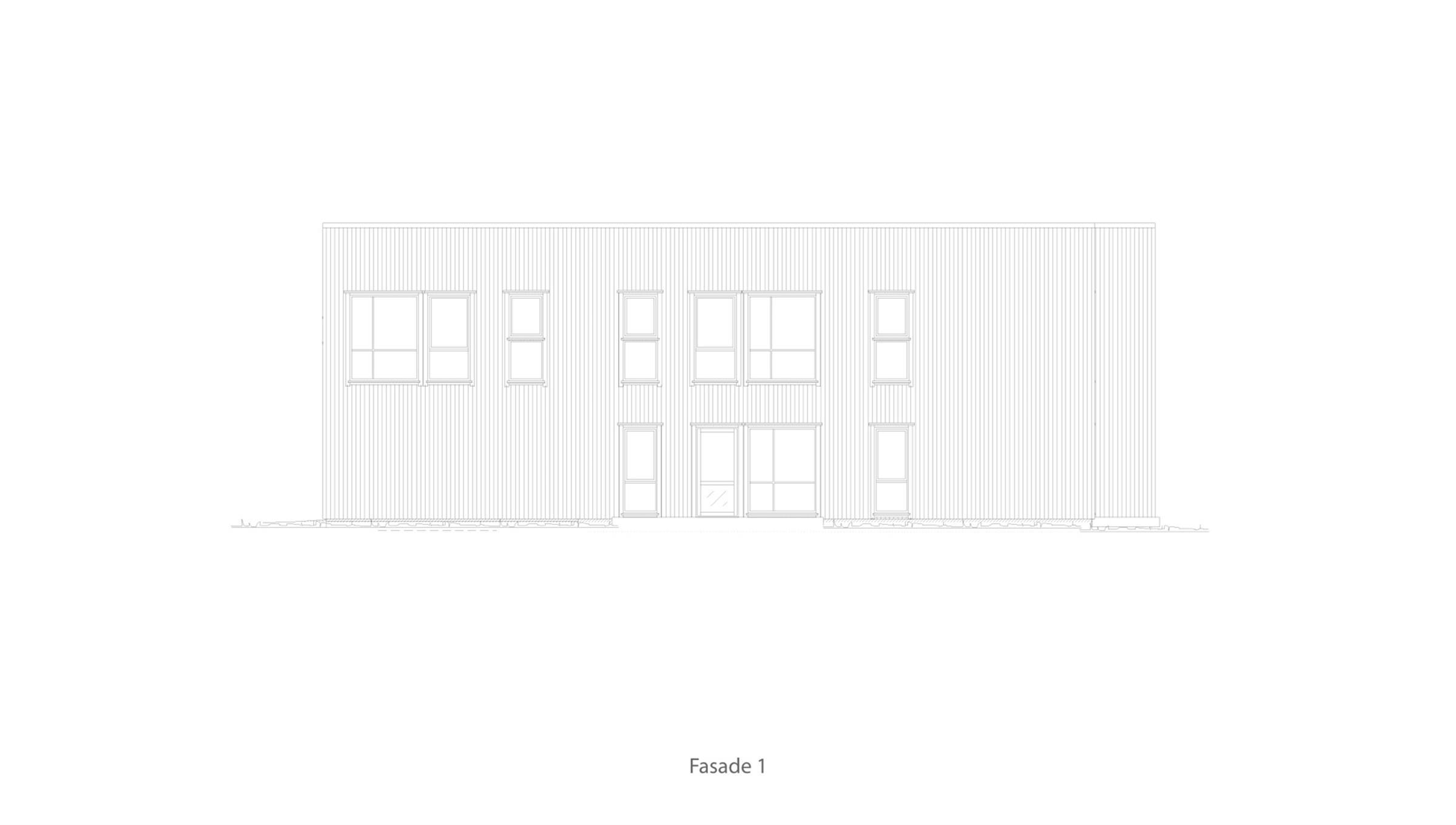 Brumunddal fasade 1