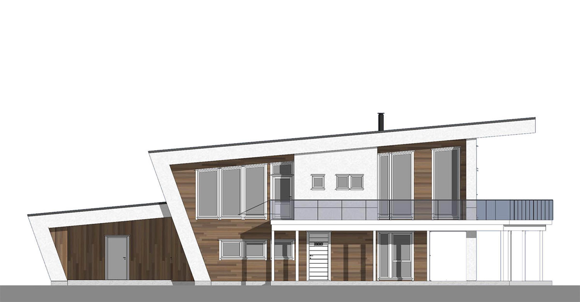 Bygdøy fasade 1