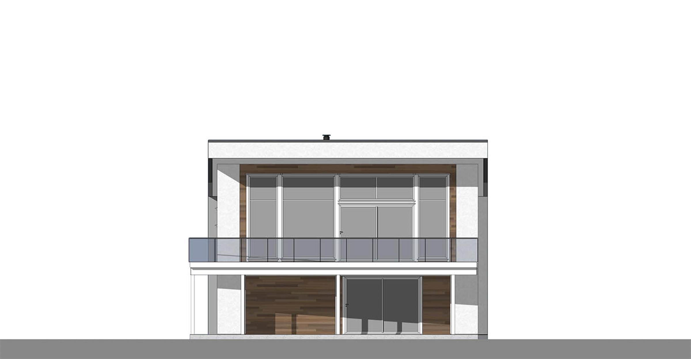 Bygdøy fasade 2