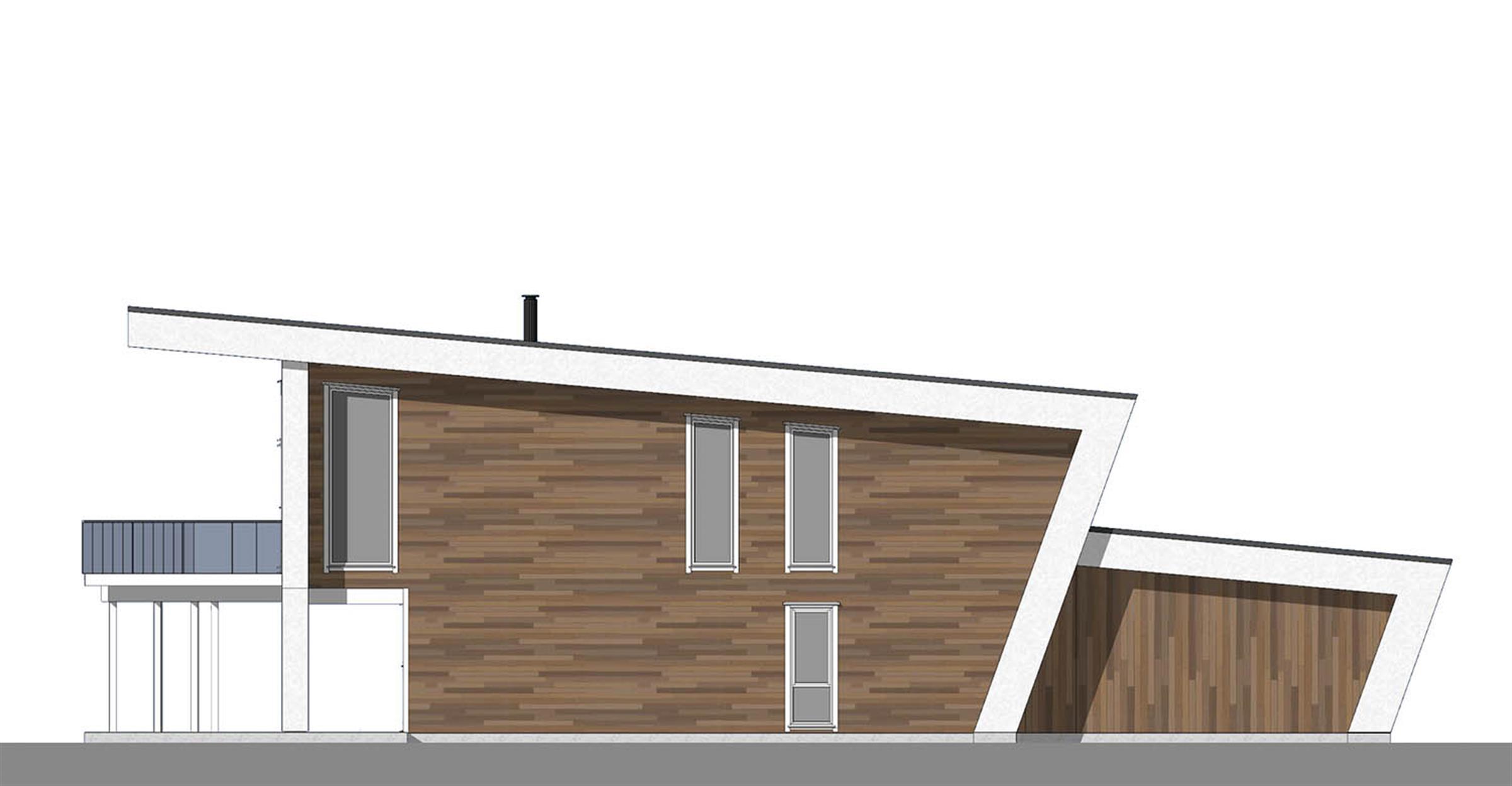 Bygdøy fasade 3