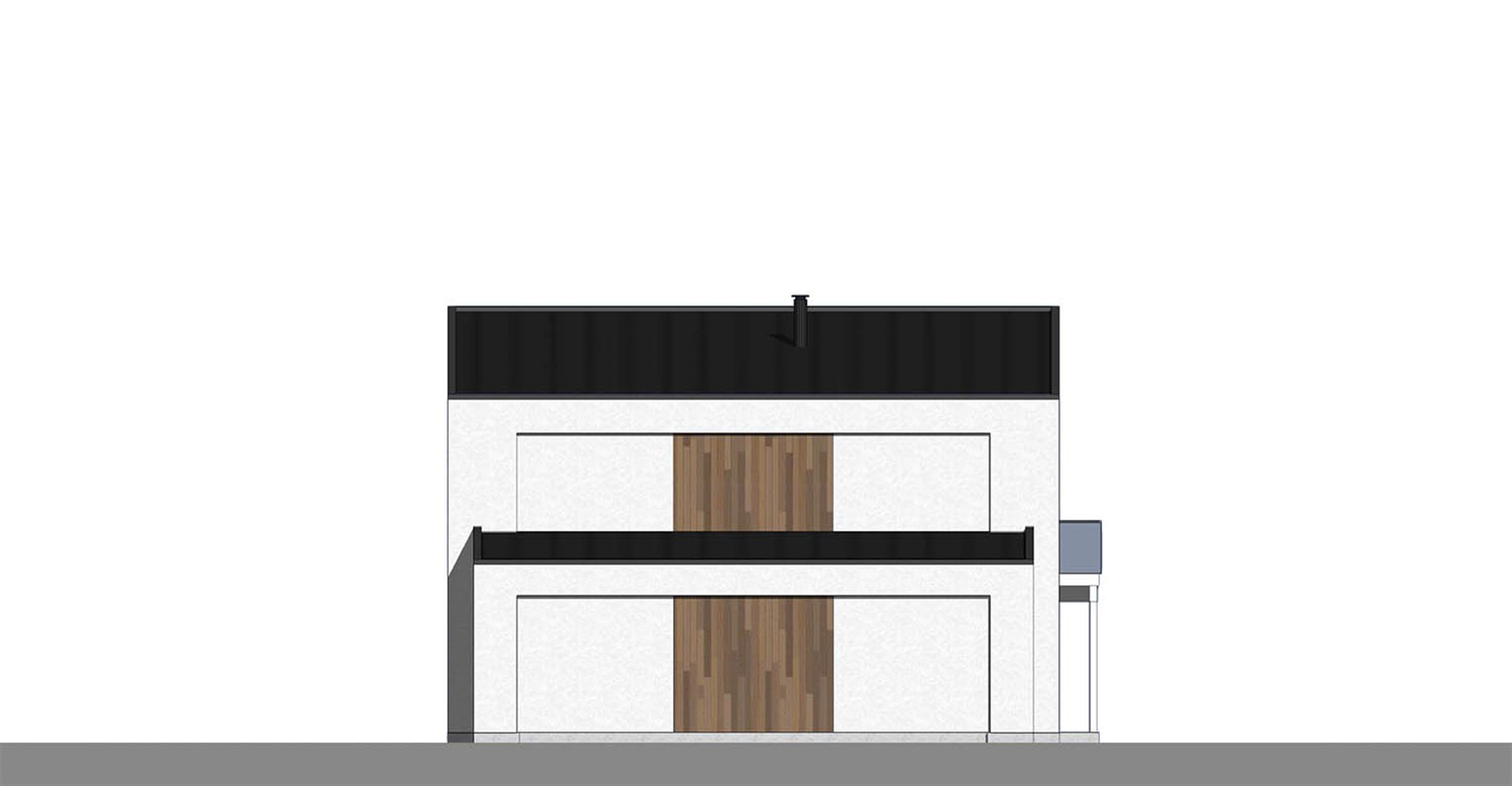 Bygdøy fasade 4
