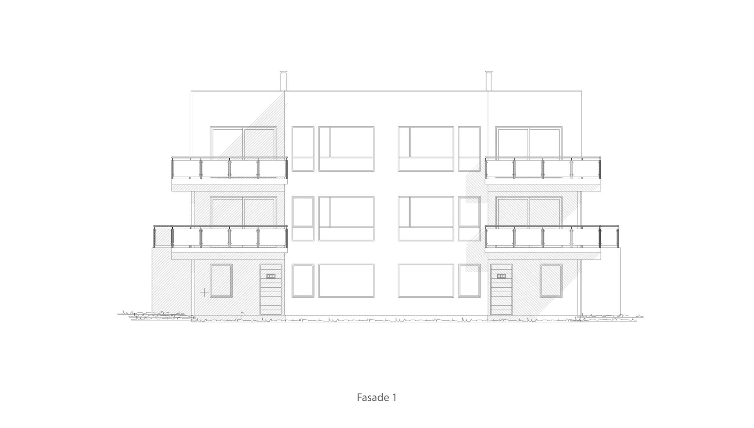 Drammen fasade 1