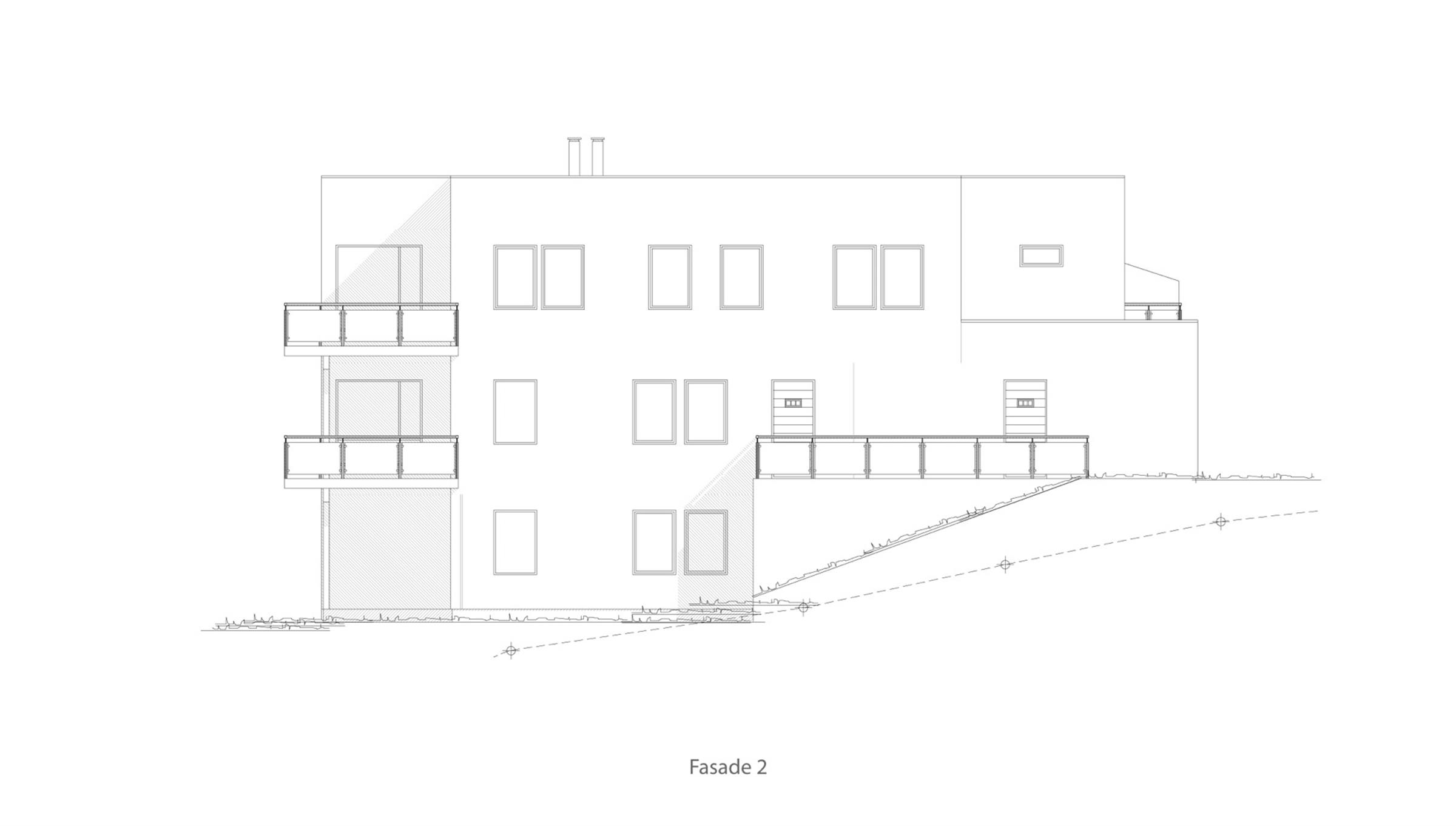Drammen fasade 2