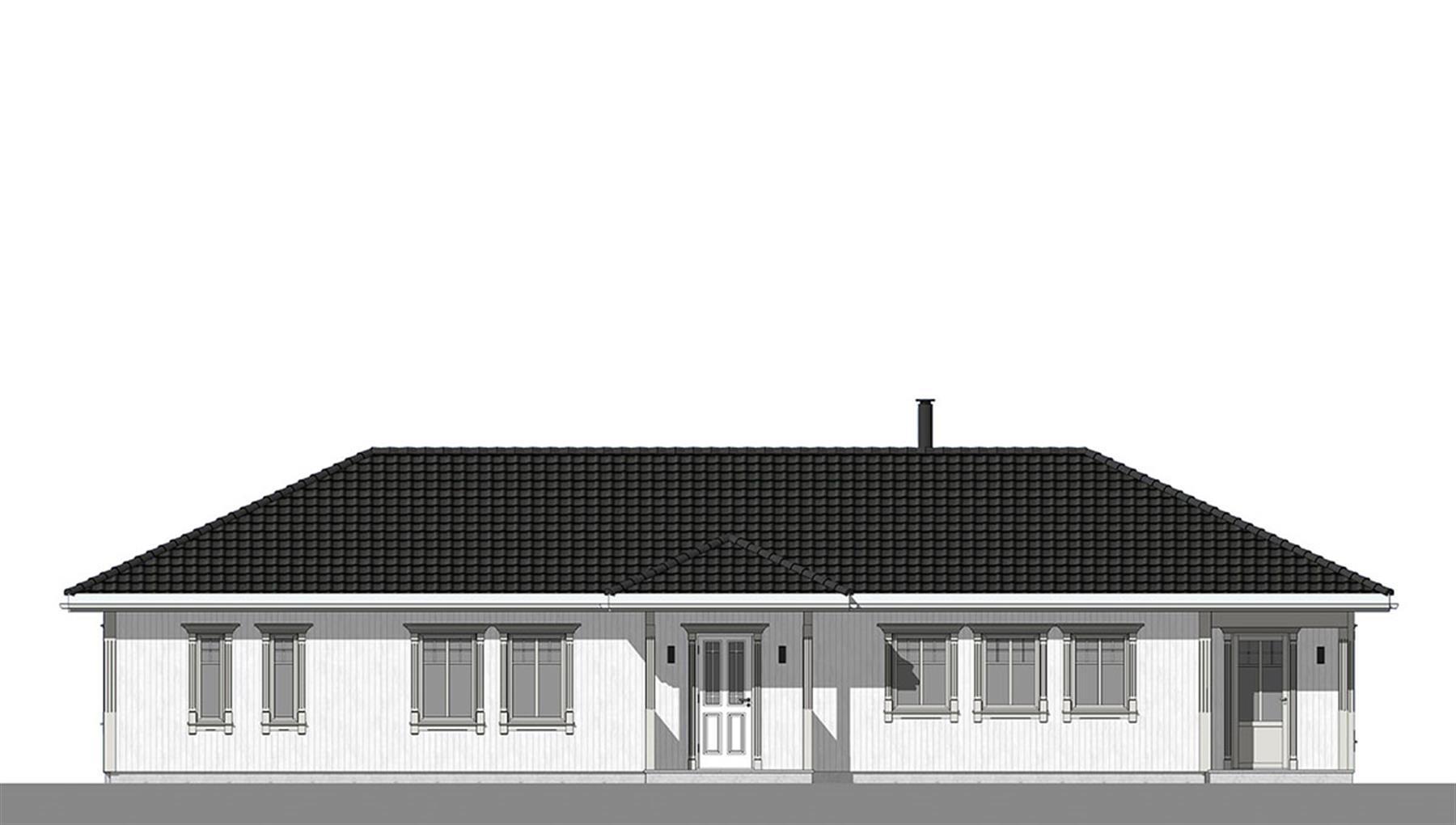Eidfjord fasade 1