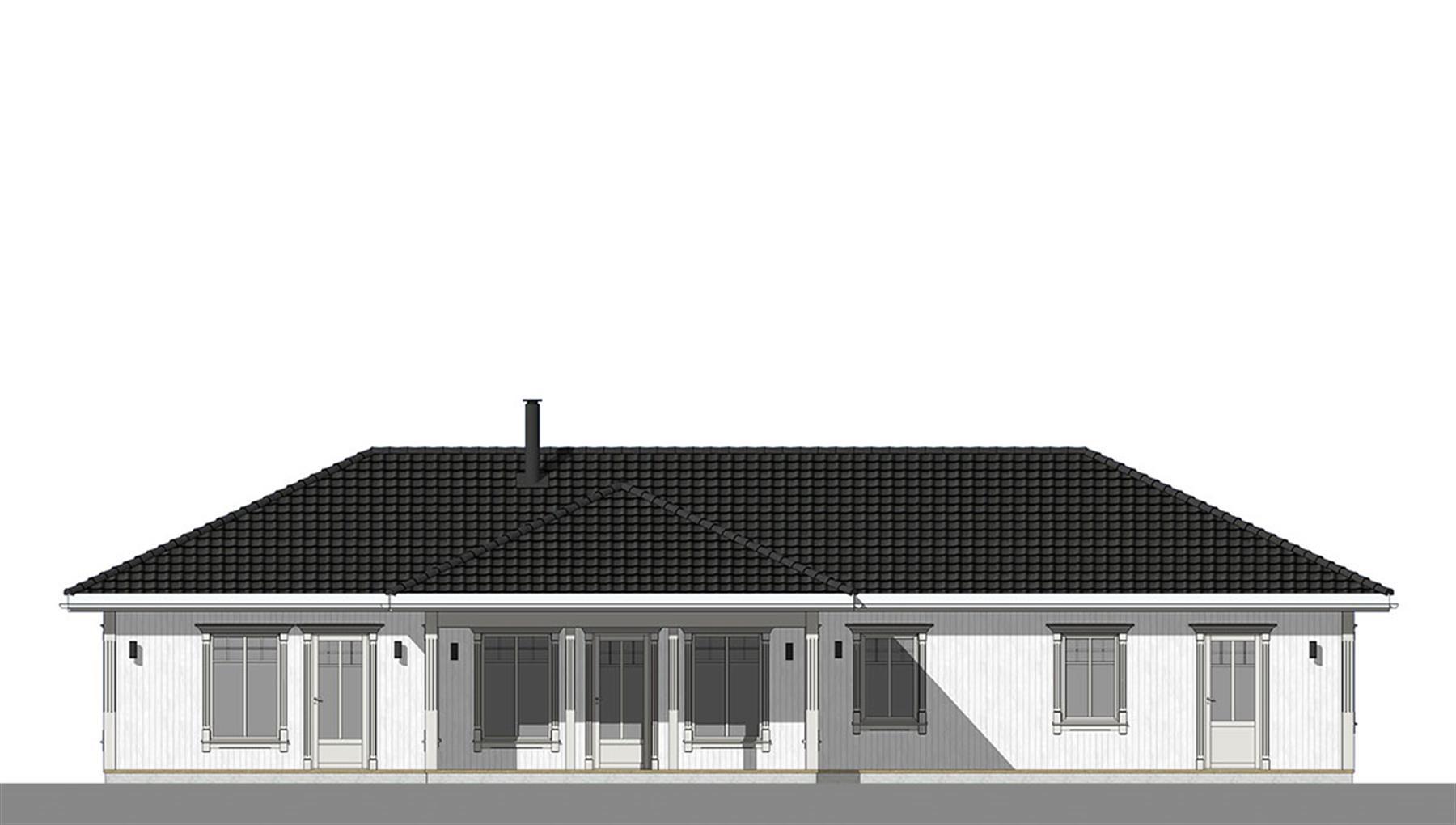 Eidfjord fasade 3