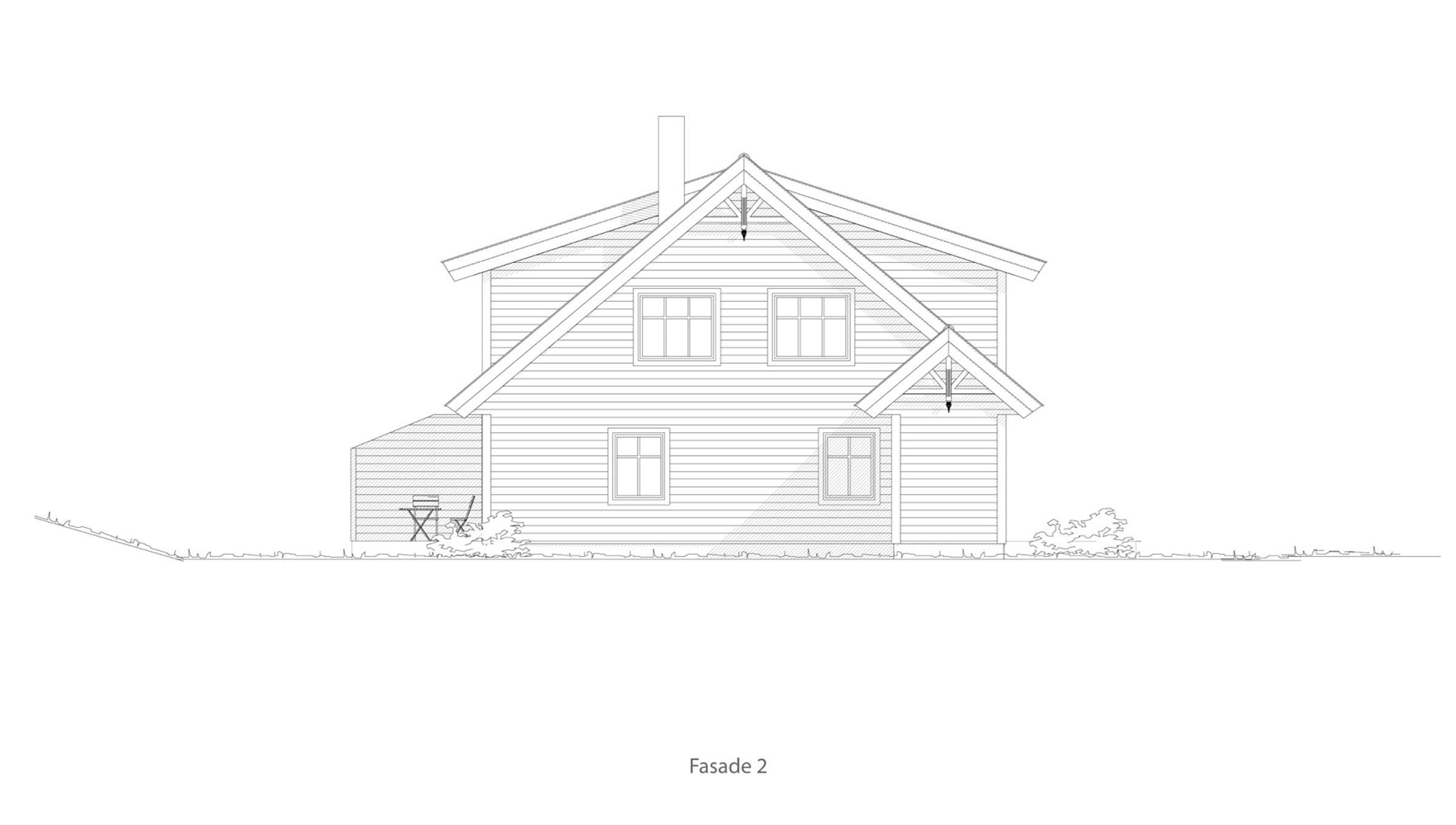 Elverum fasade 2