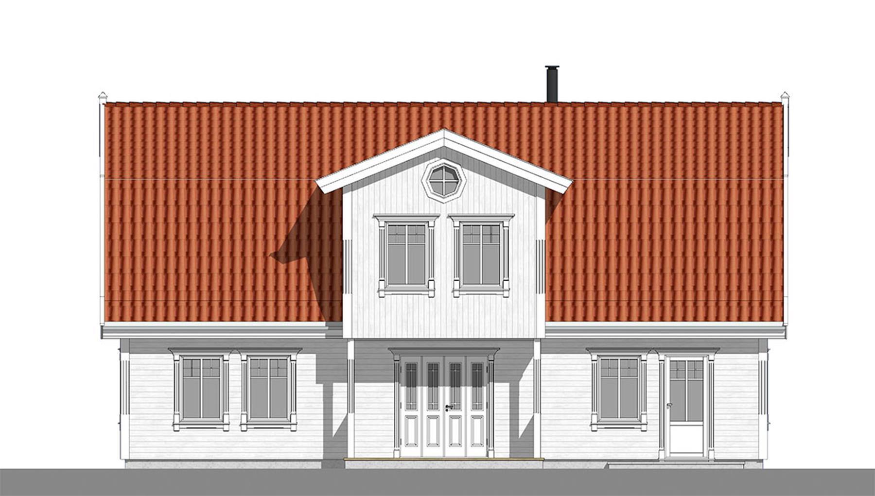 Fanafjord fasade 1