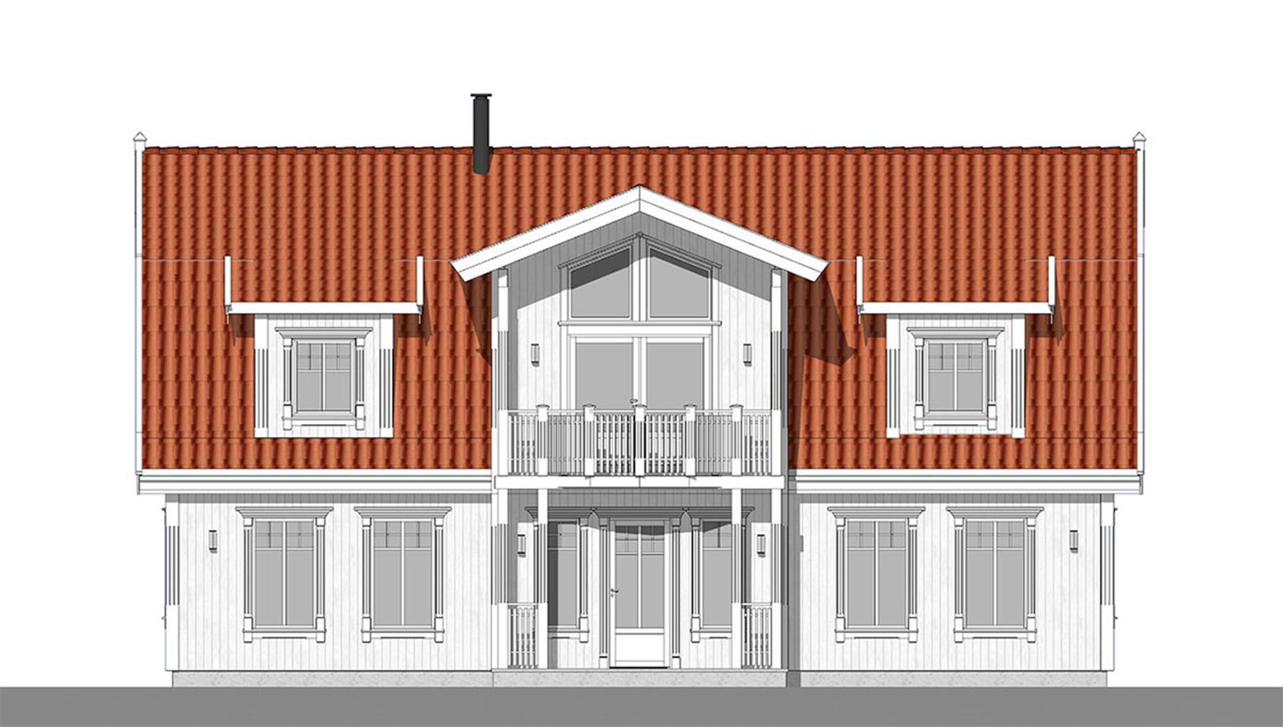 Fanafjord fasade 3