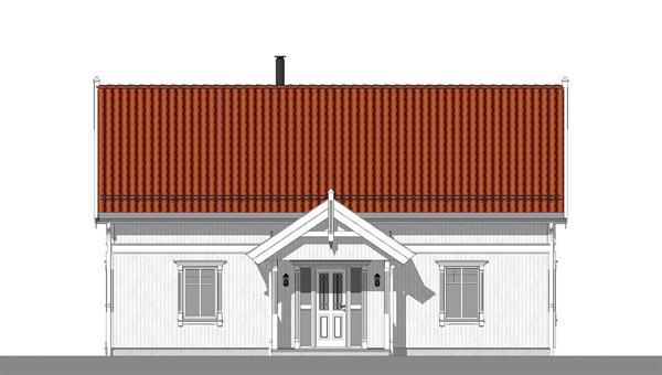 Fensfjord fasade 1