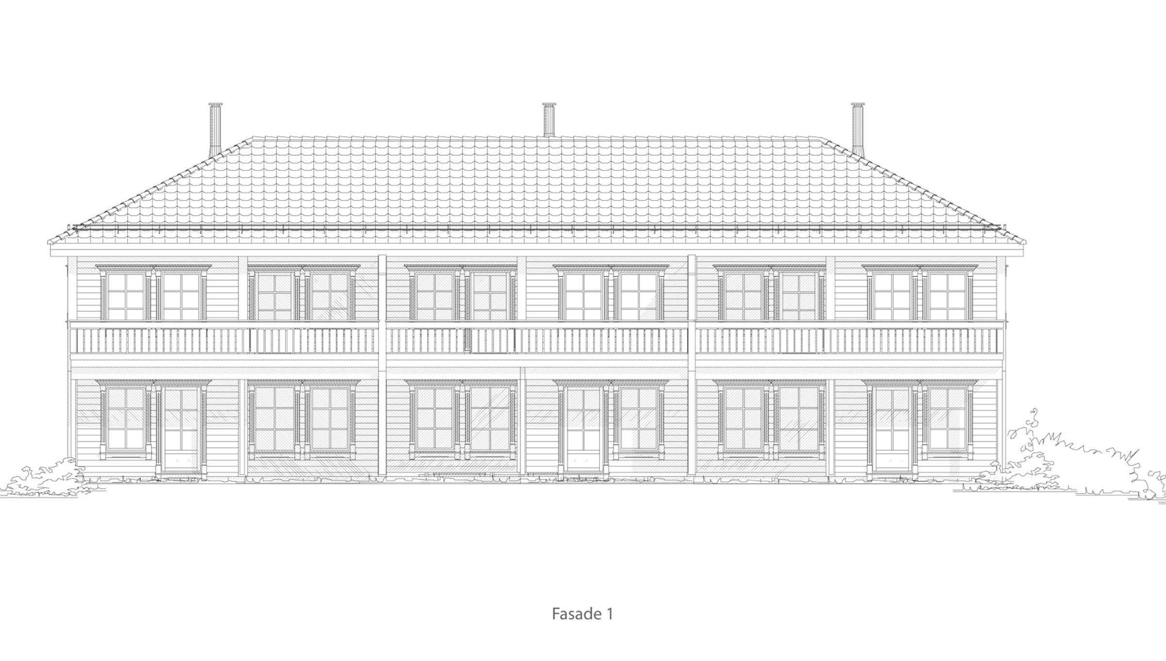 Gjøvik fasade 1