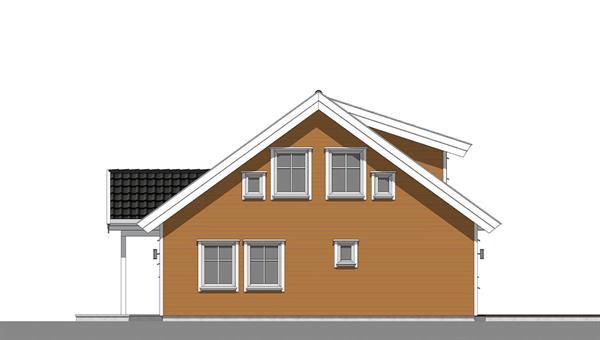 Grågås fasade 2