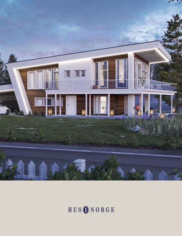 Hus1 Norge husbok