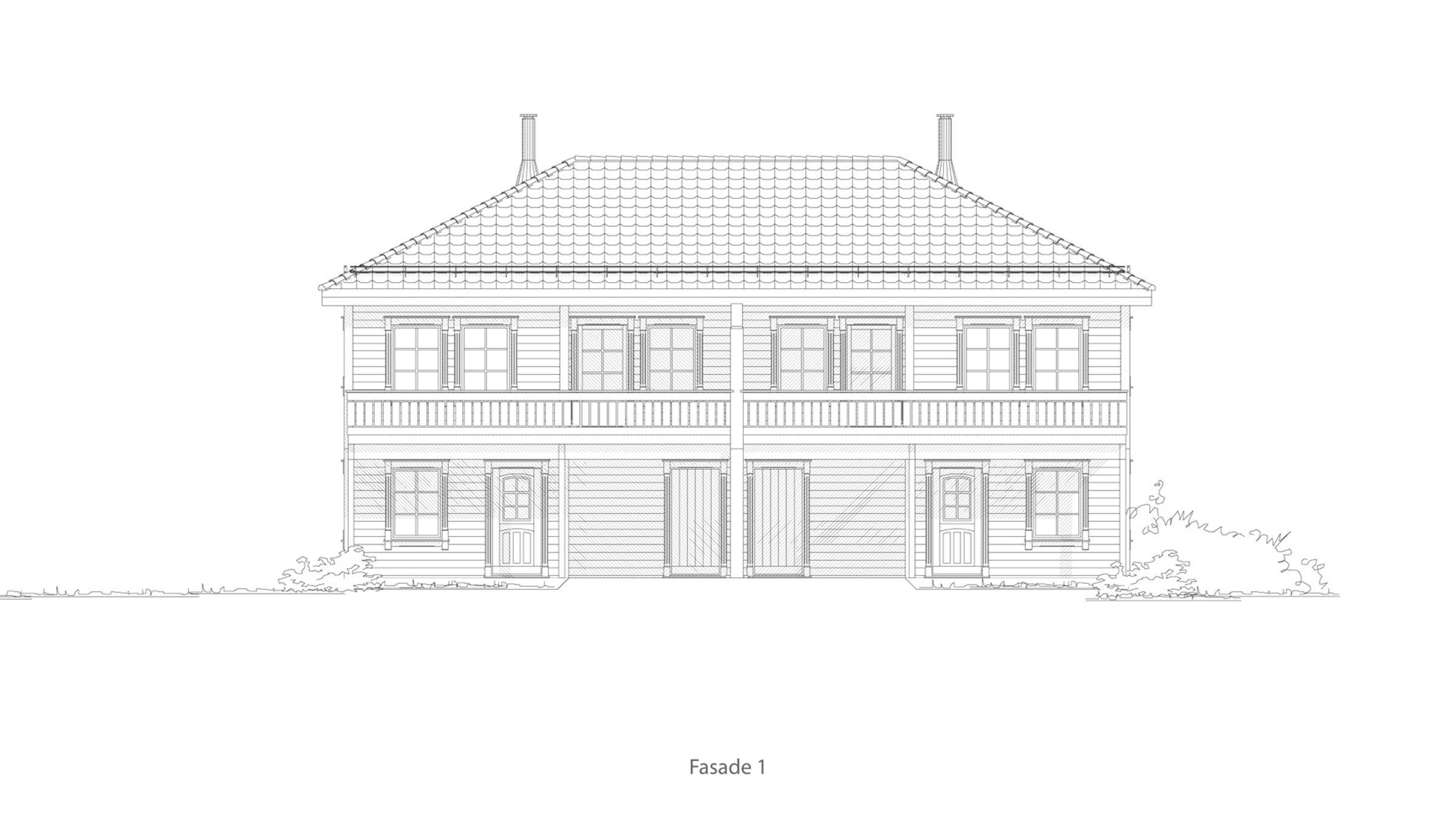 Halden fasade 1