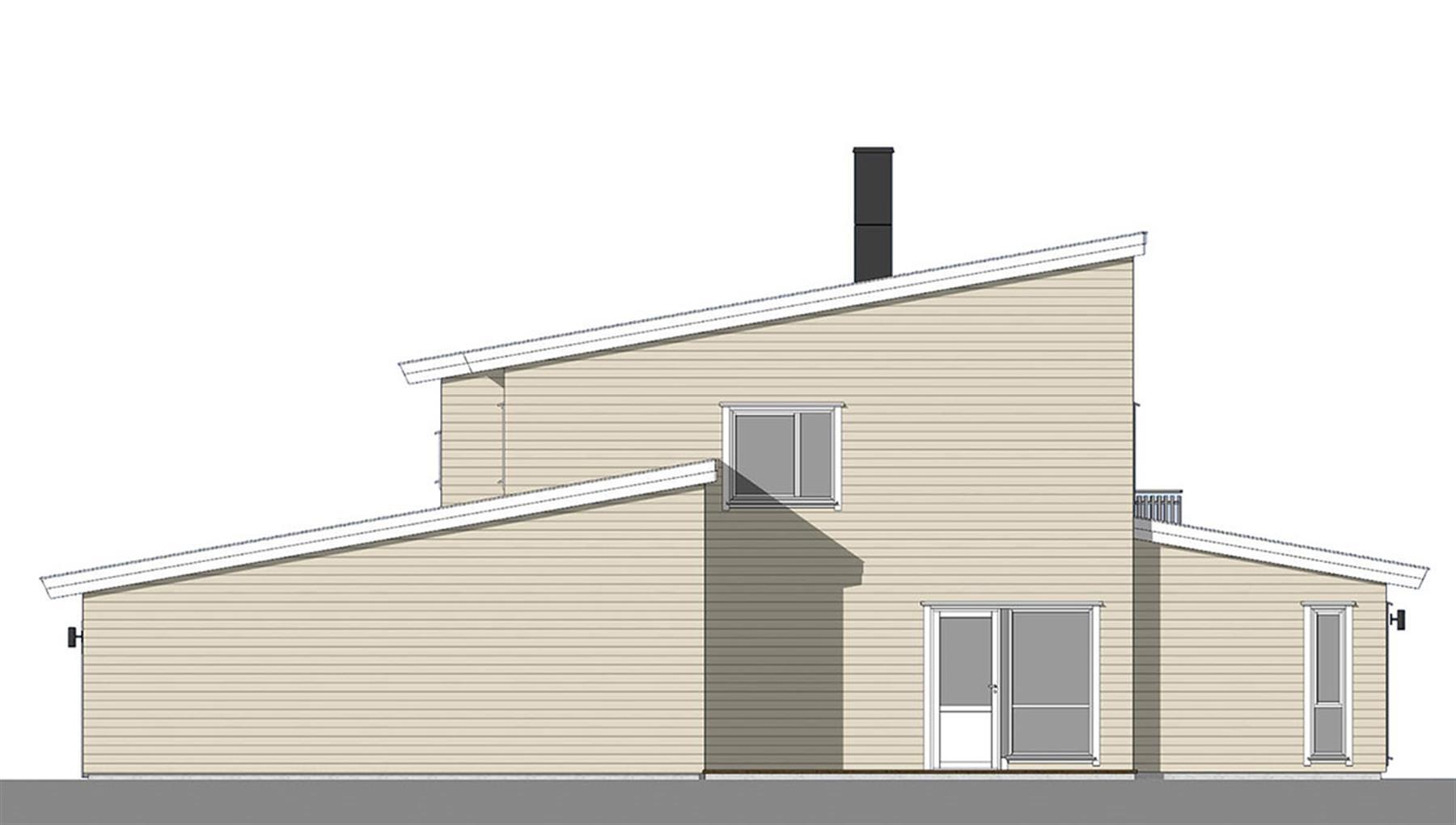 Harøy fasade 2