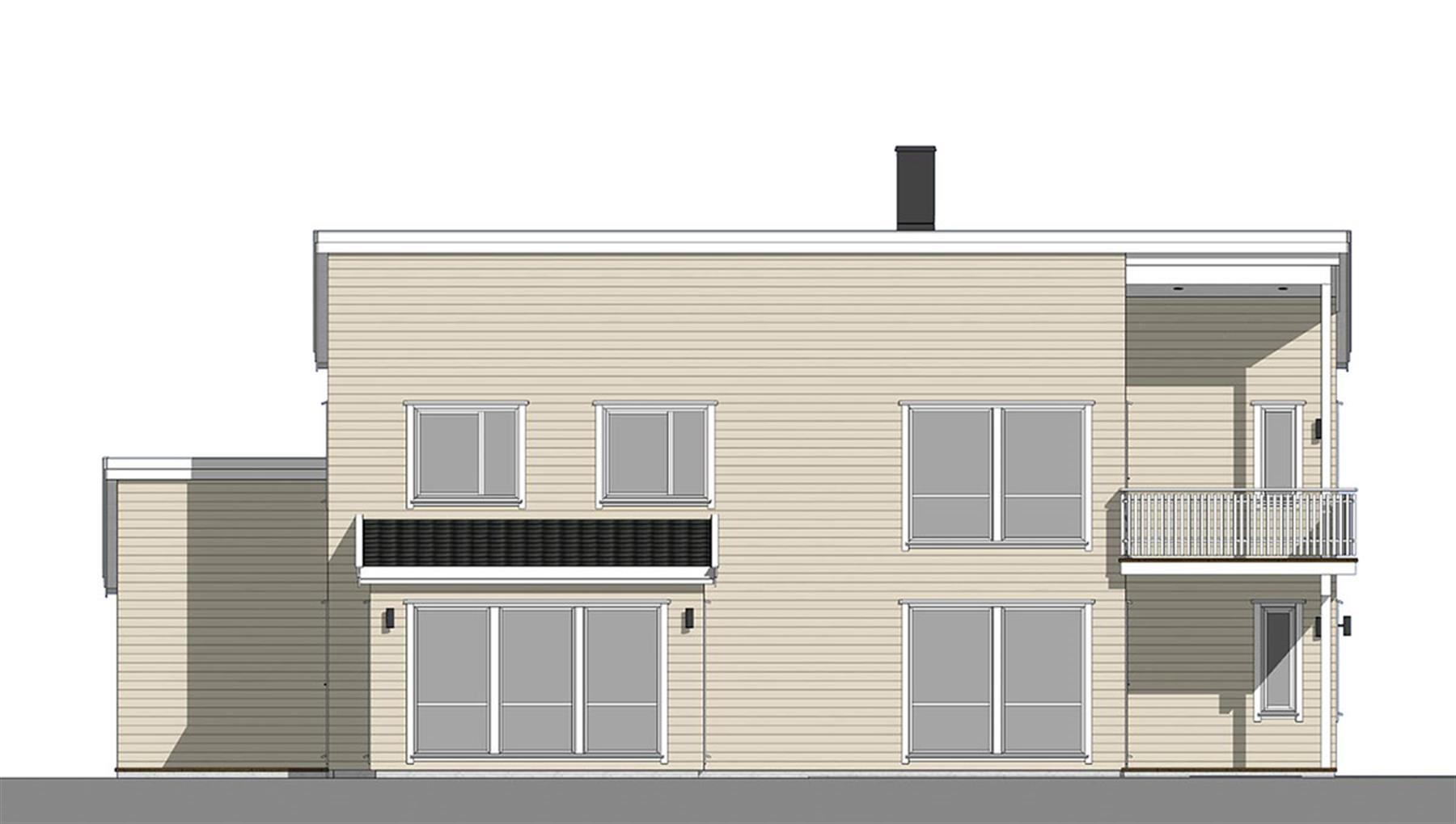 Harøy fasade 3