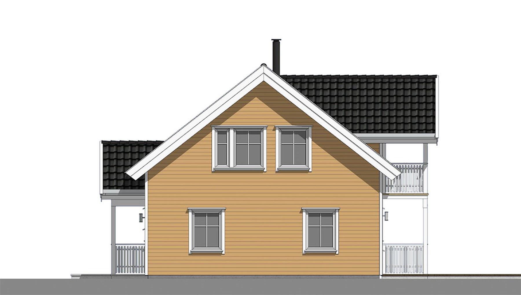 Havsule fasade 2