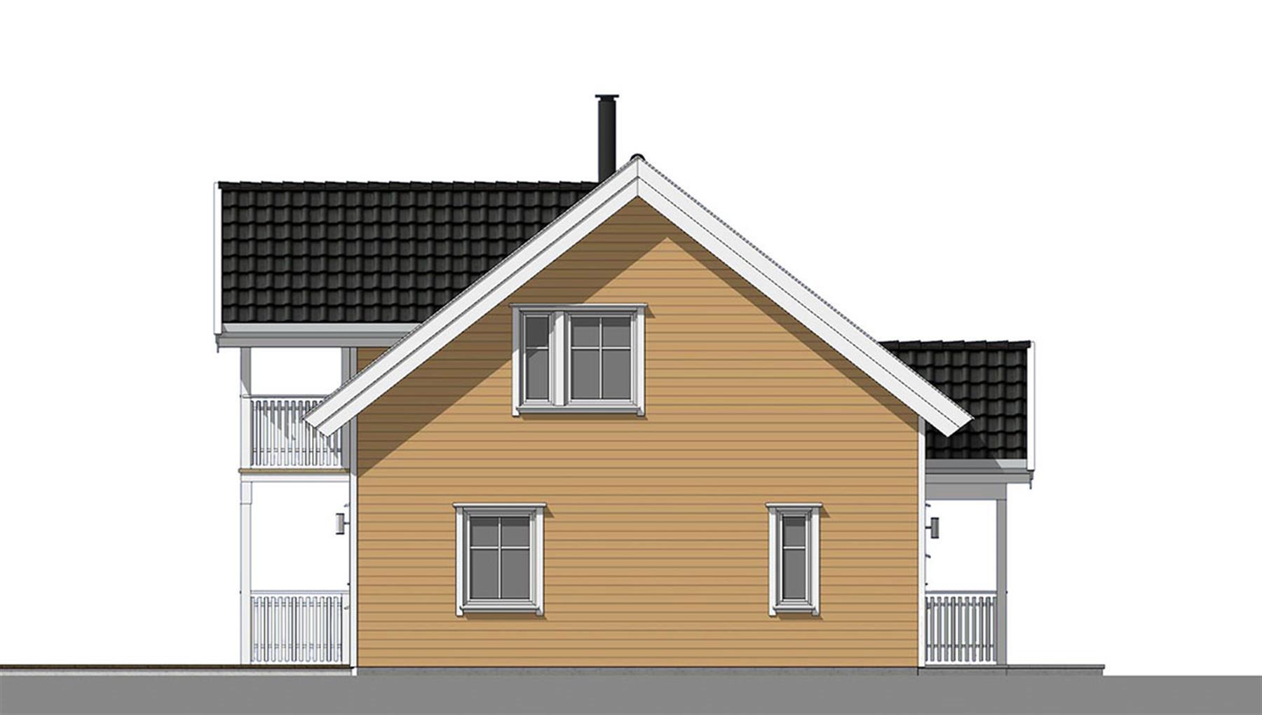 Havsule fasade 4