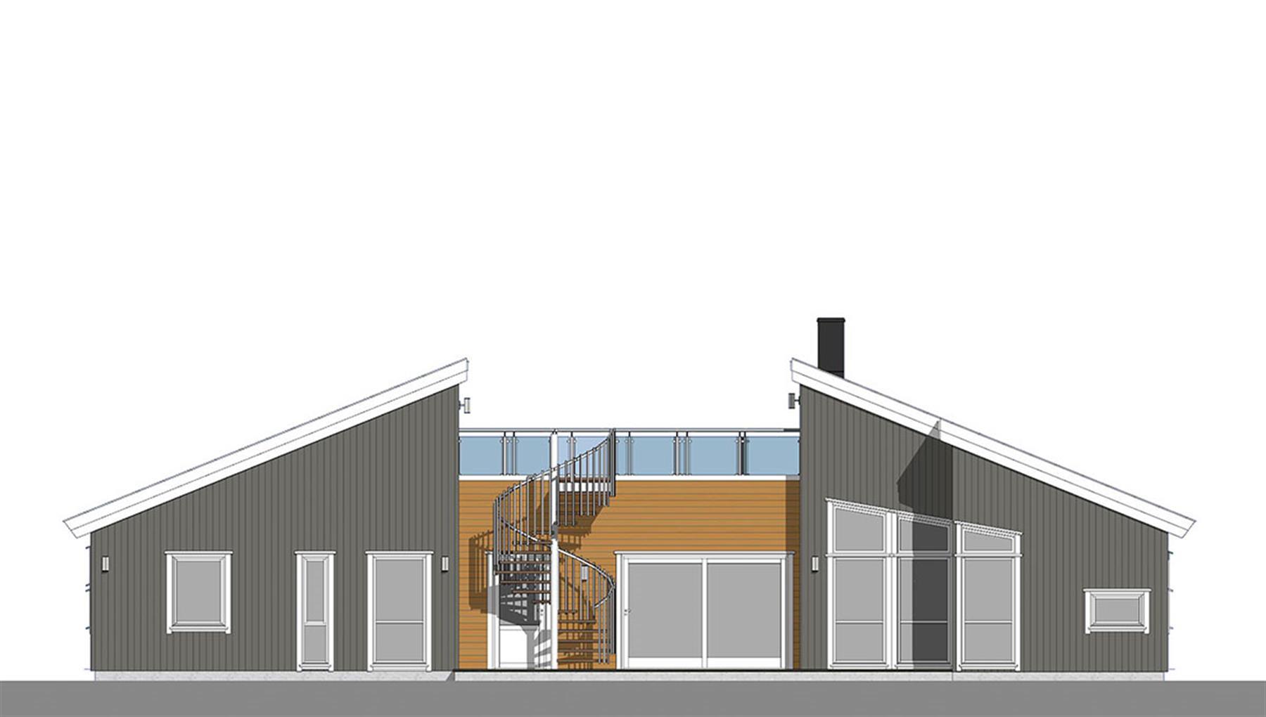 Helgøya fasade 3