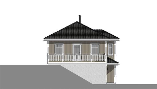 Herøyfjord fasade 4