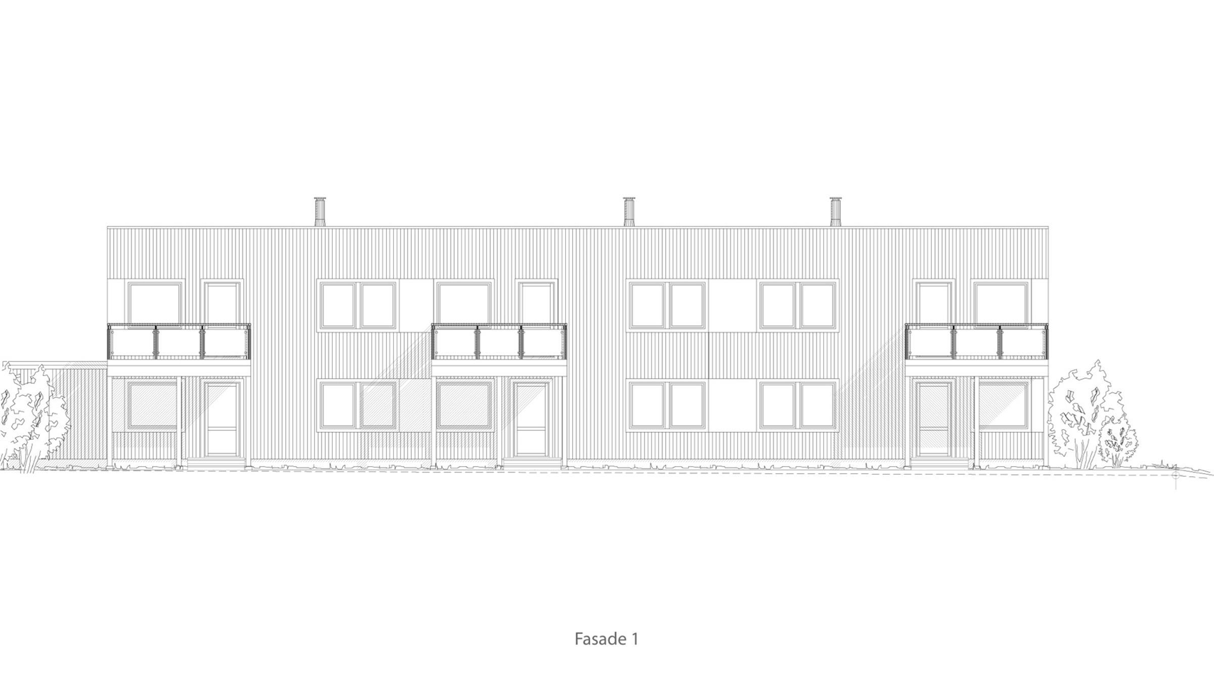 Jessheim fasade 1
