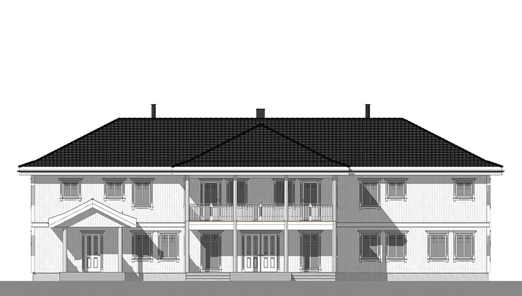 Kornstadfjord fasade 1