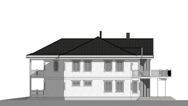 Kornstadfjord fasade 2