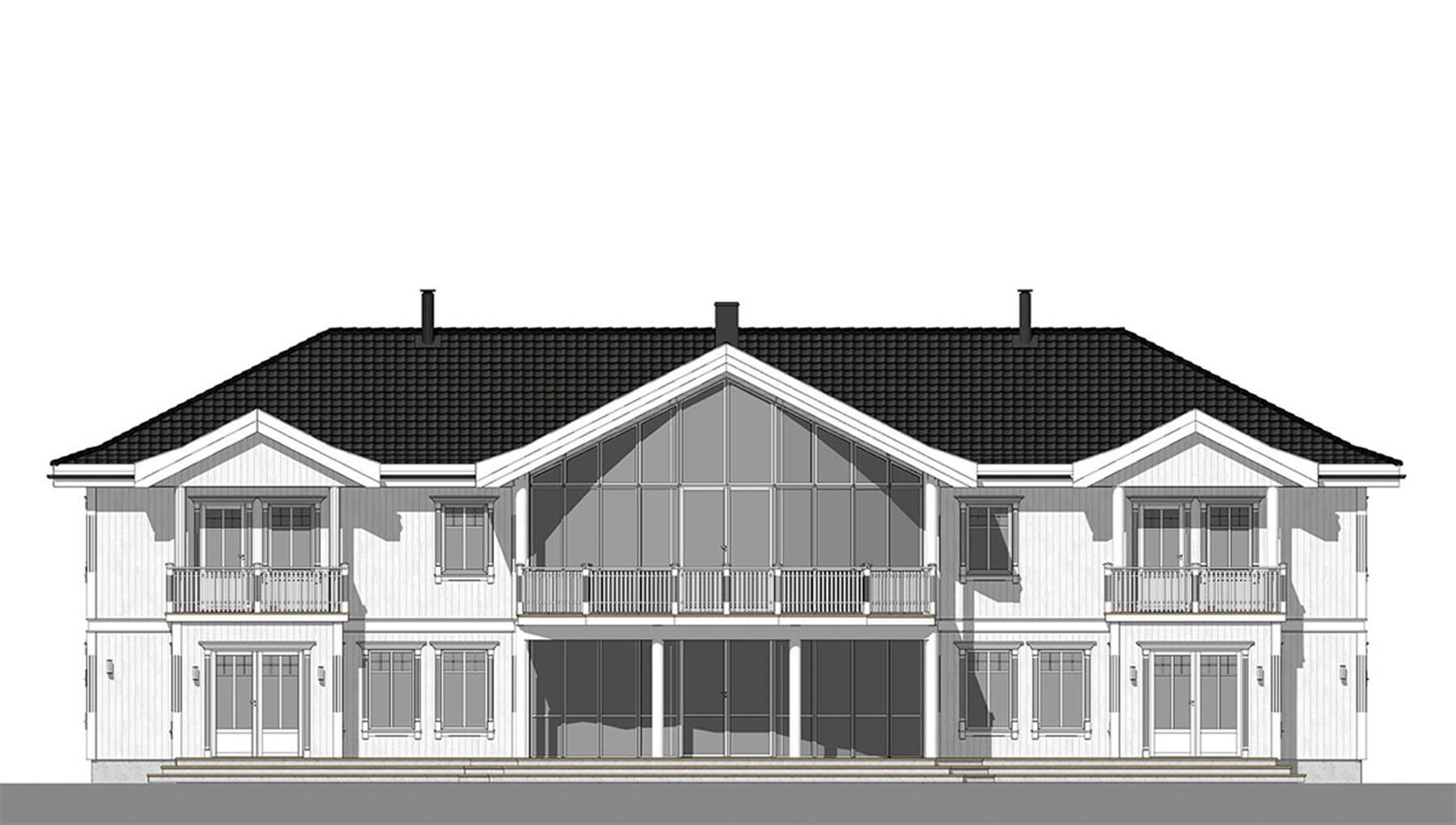 Kornstadfjord fasade 3