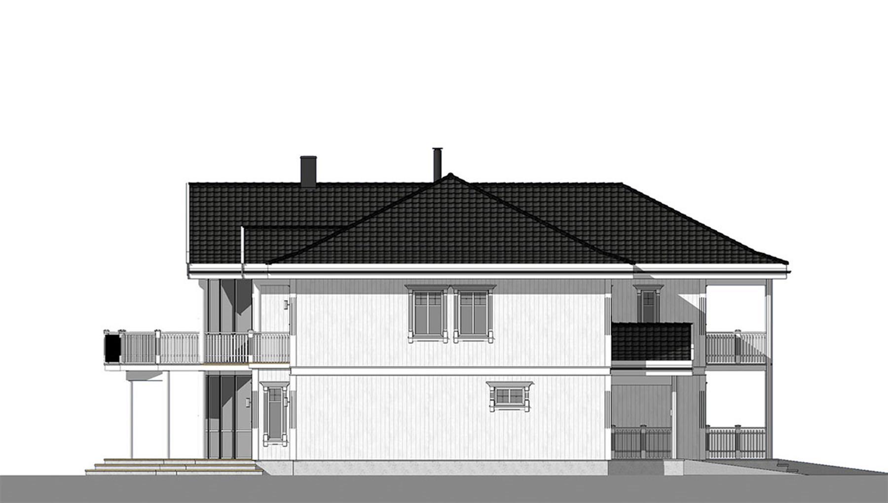 Kornstadfjord fasade 4