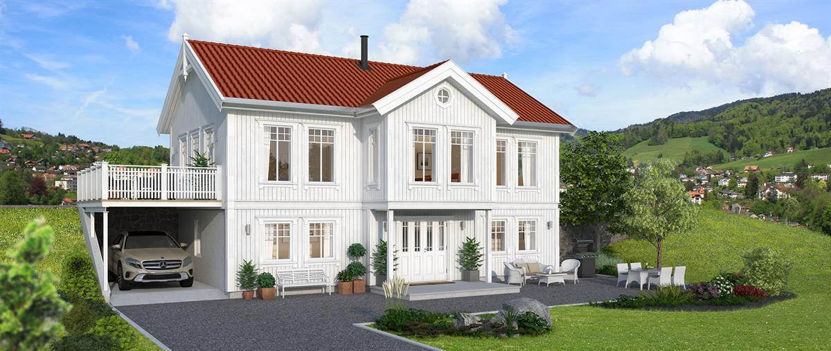 bygg eget hus