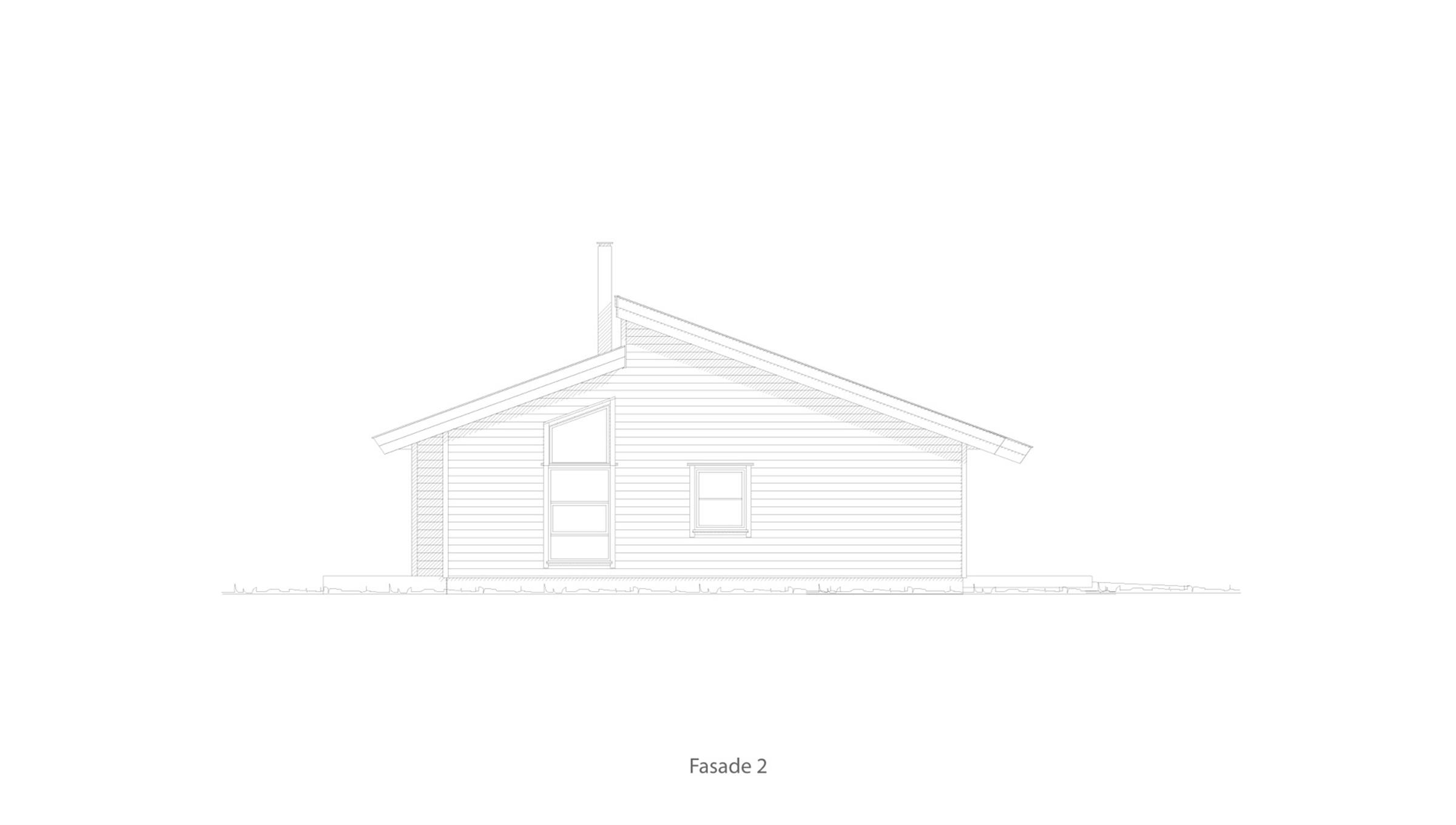 Larvik fasade 2