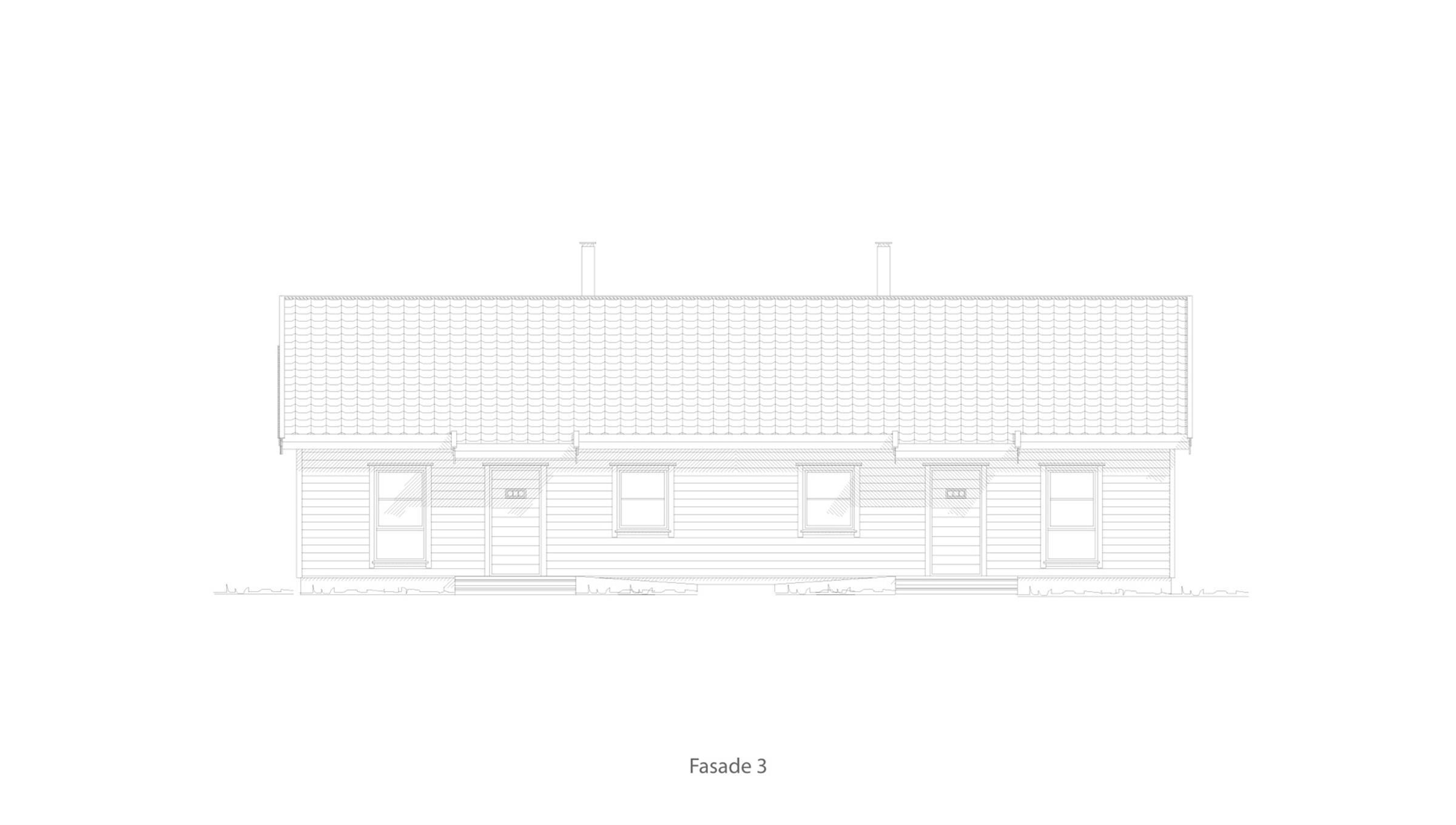 Larvik fasade 3