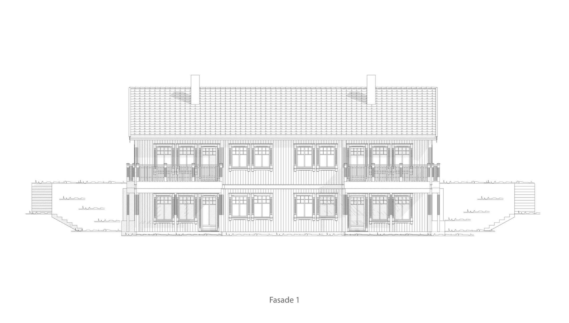 Leknes fasade 1