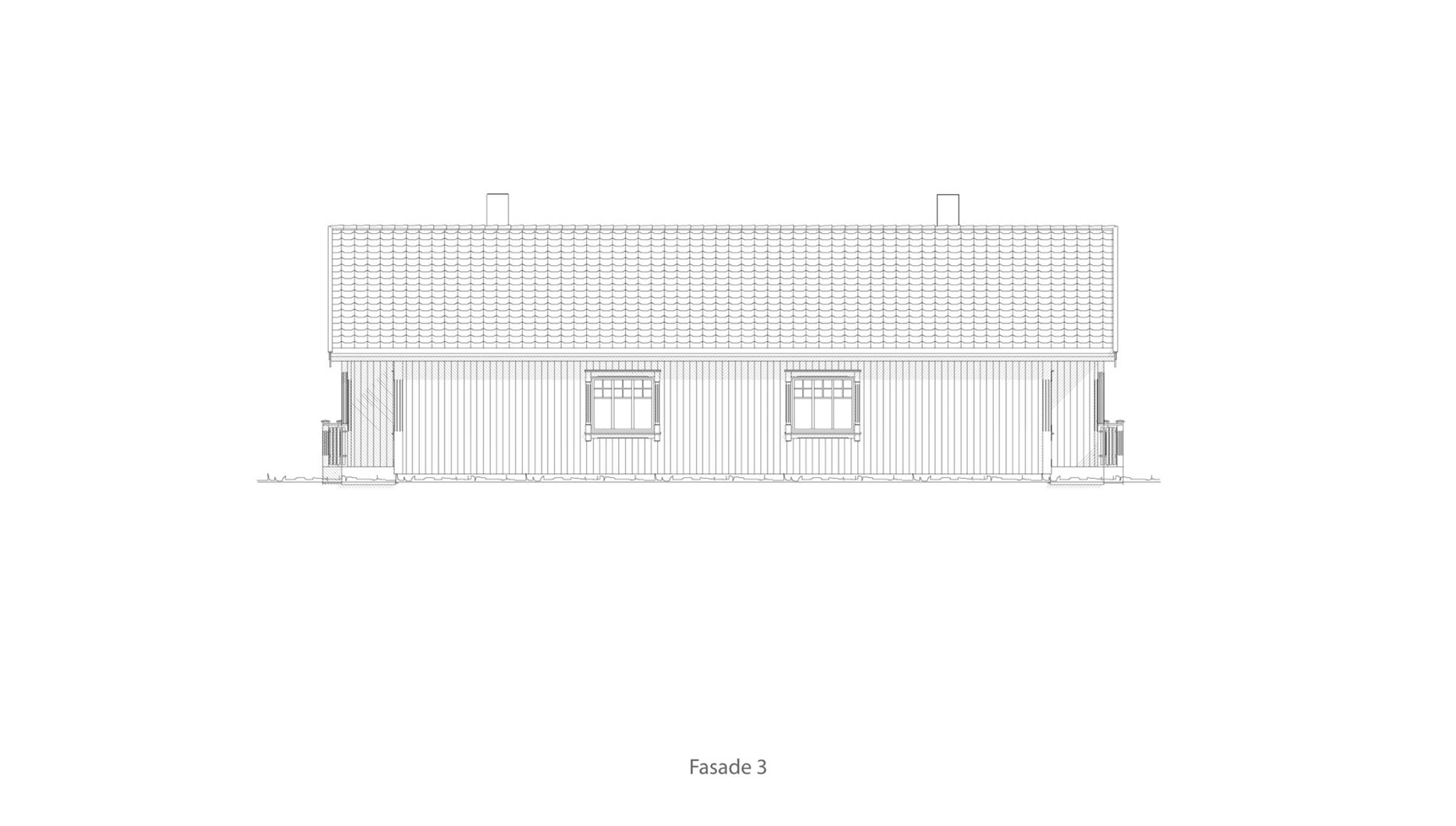 Leknes fasade 3