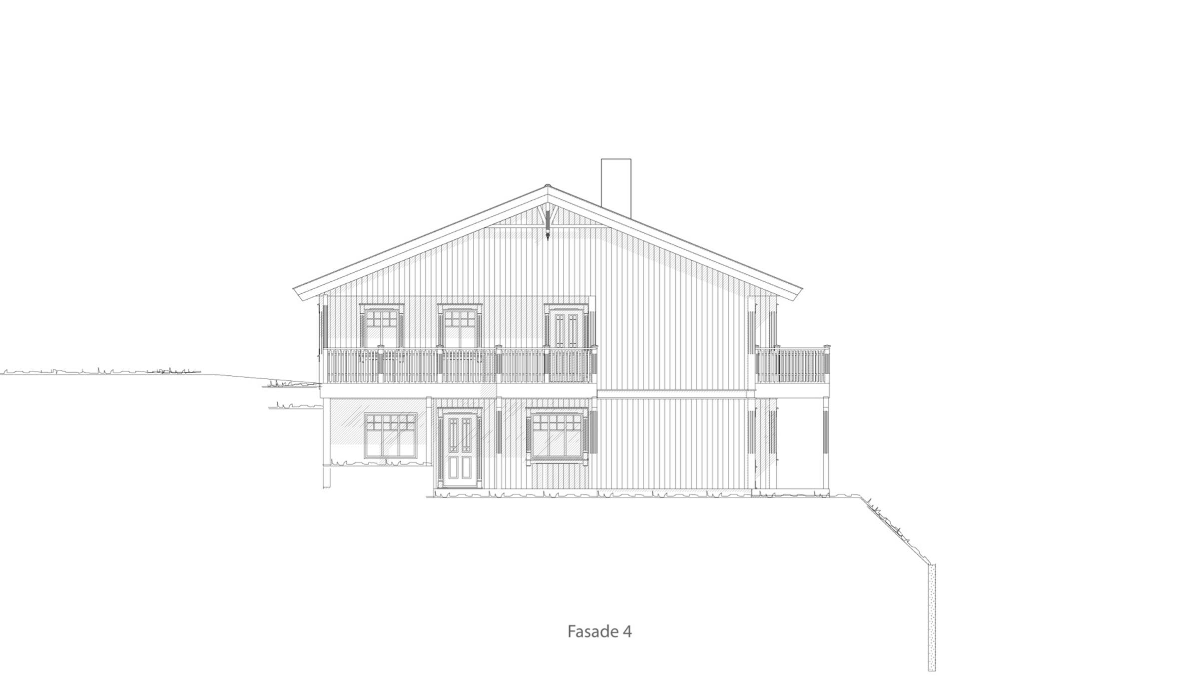 Leknes fasade 4