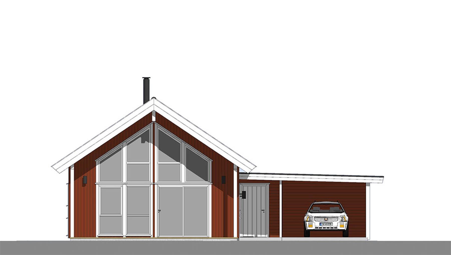 Lunde fasade 1