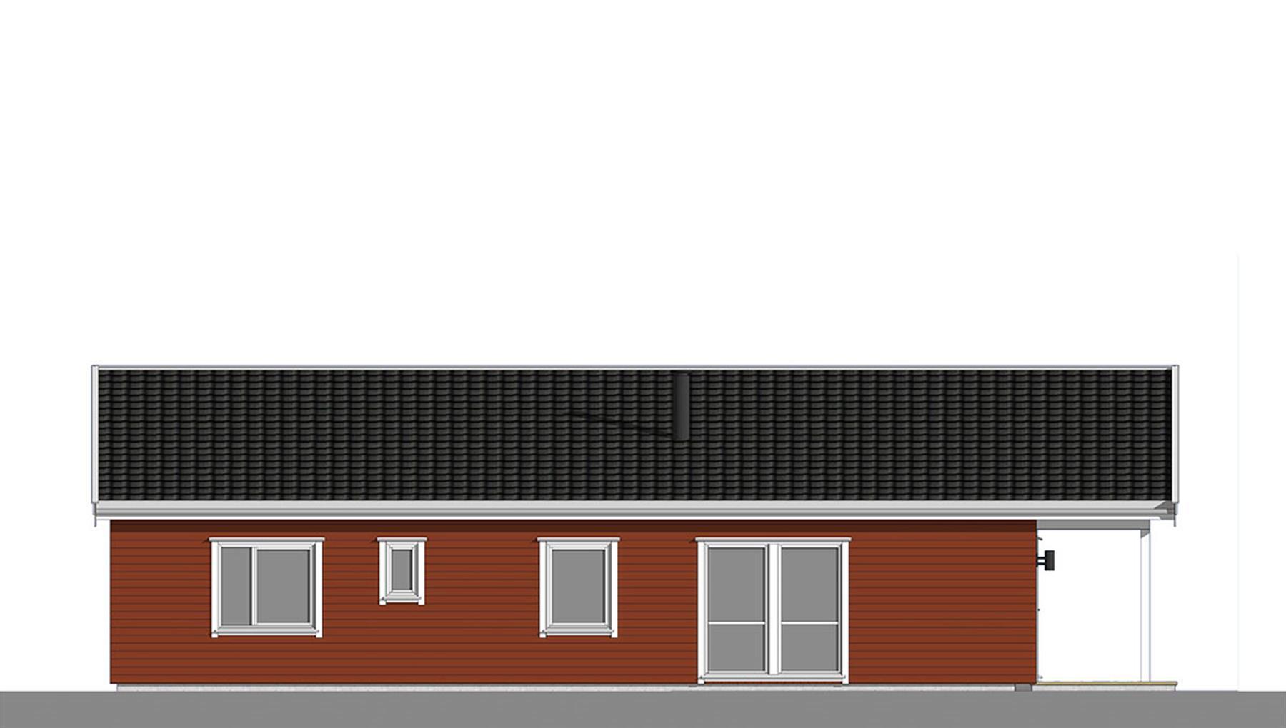 Lunde fasade 4