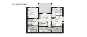 Hus 1 Norge Moderne Marmorøy underetasje