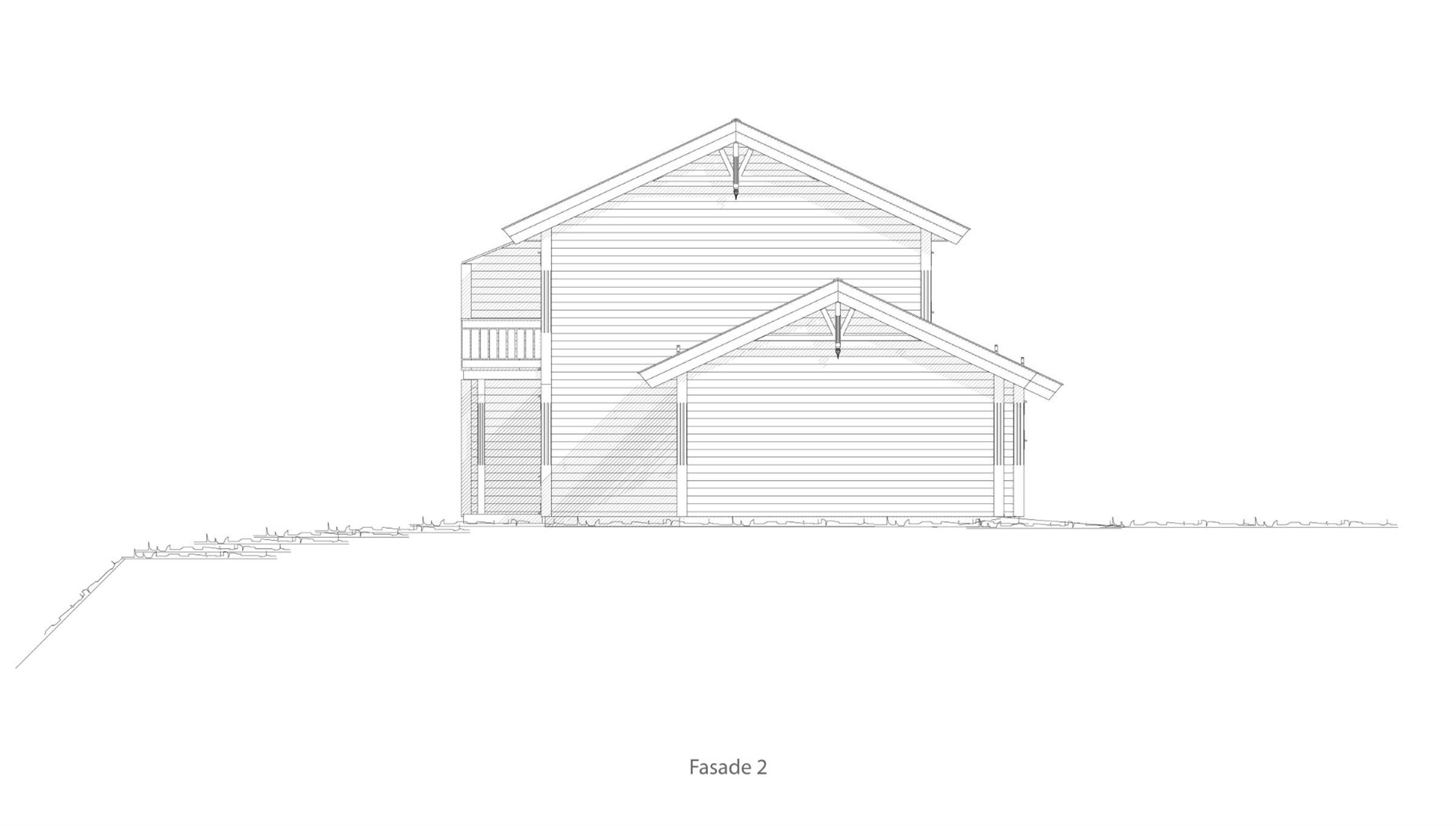Molde fasade 2