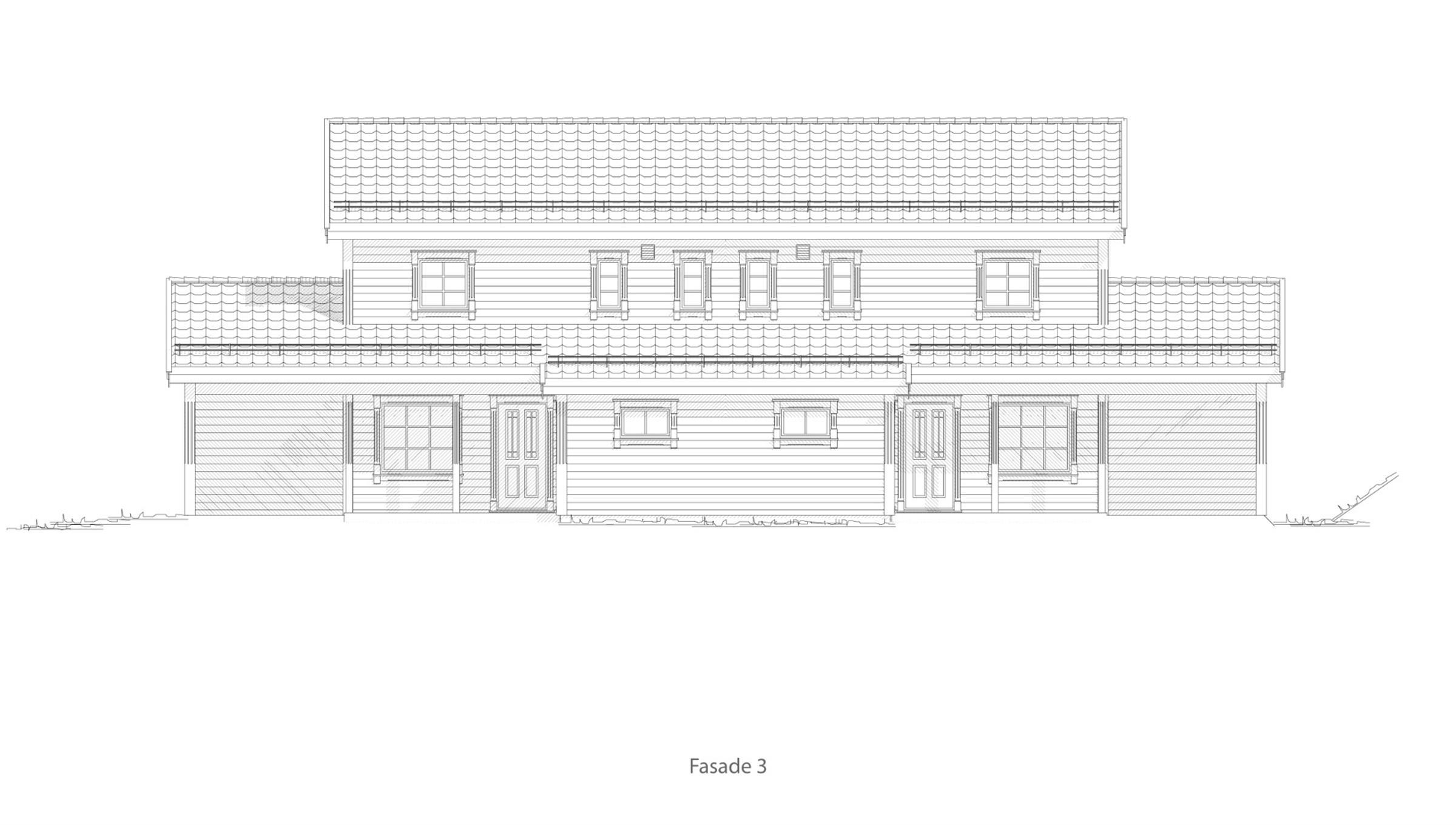 Molde fasade 3