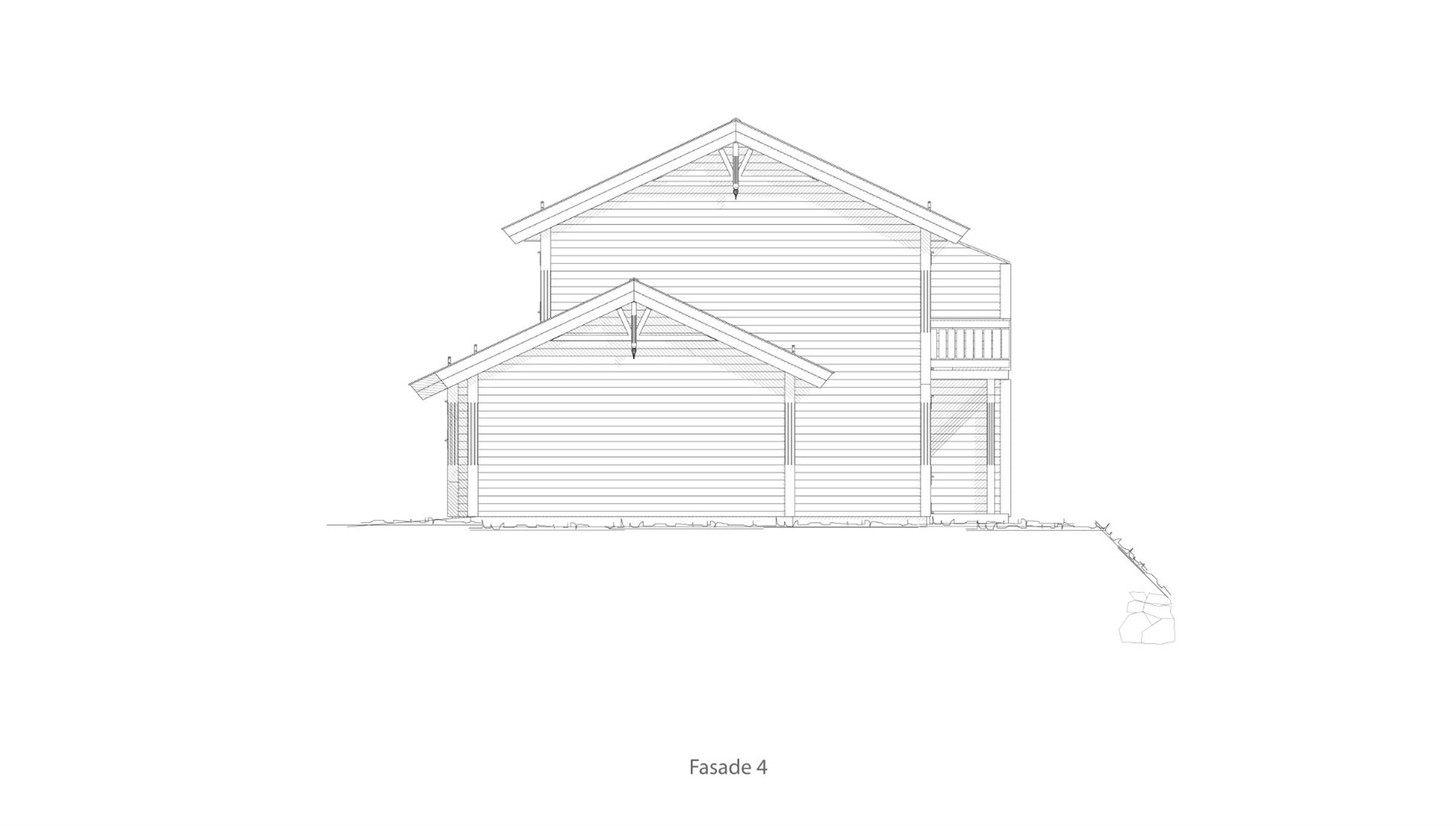 Molde fasade 4